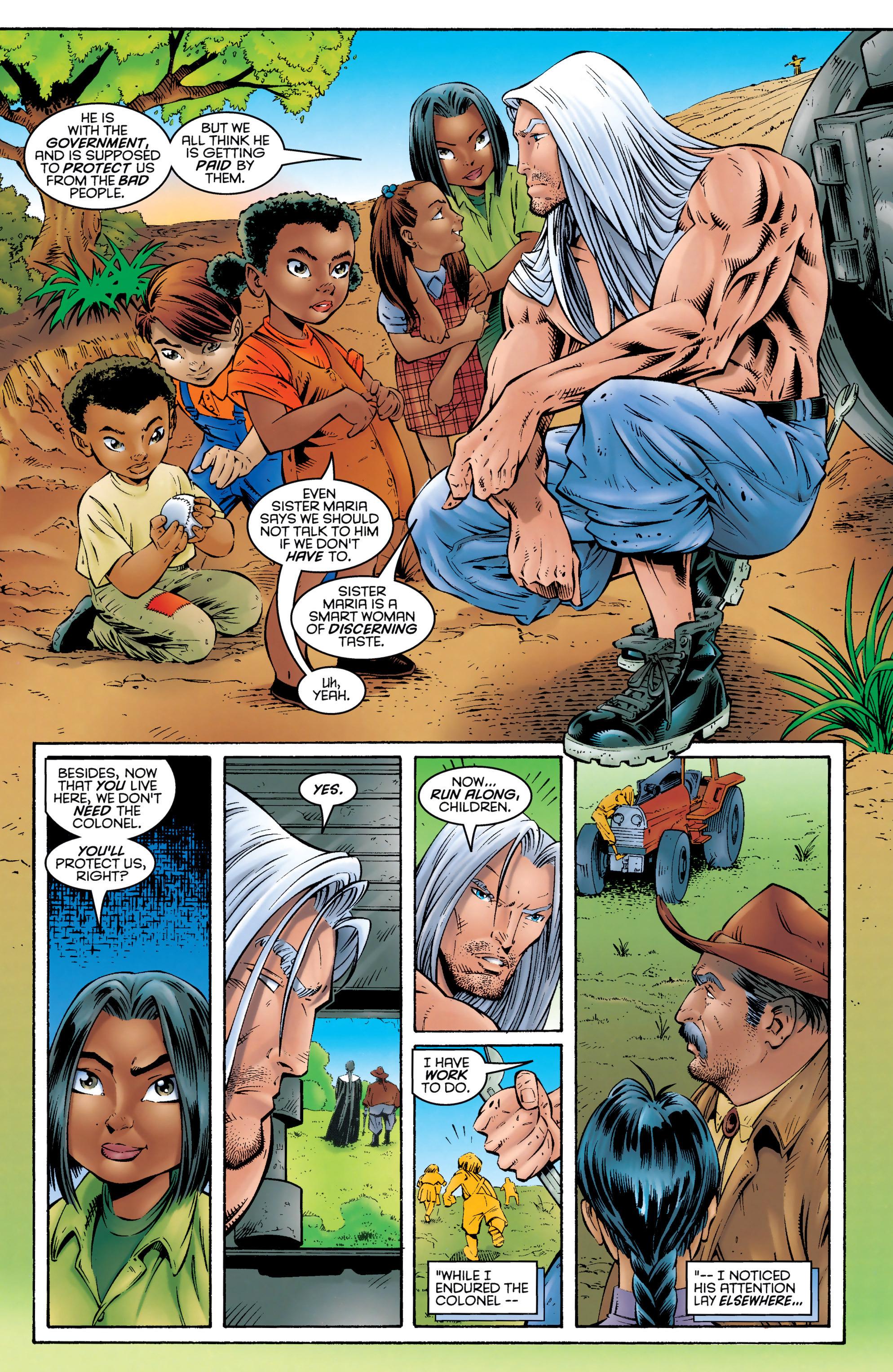 Read online Uncanny X-Men (1963) comic -  Issue #327 - 16