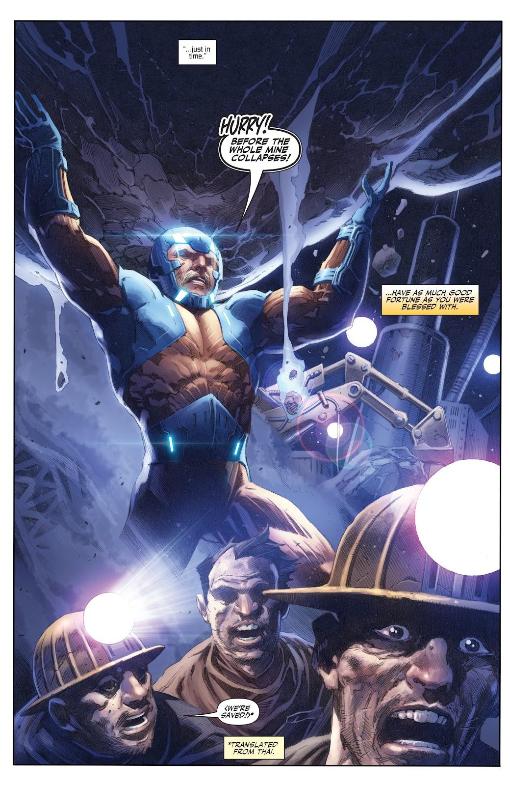 Read online X-O Manowar (2017) comic -  Issue #26 - 16