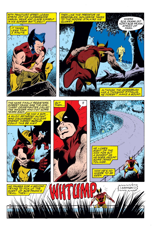 Read online Captain America (1968) comic -  Issue # _Annual 8 - 5