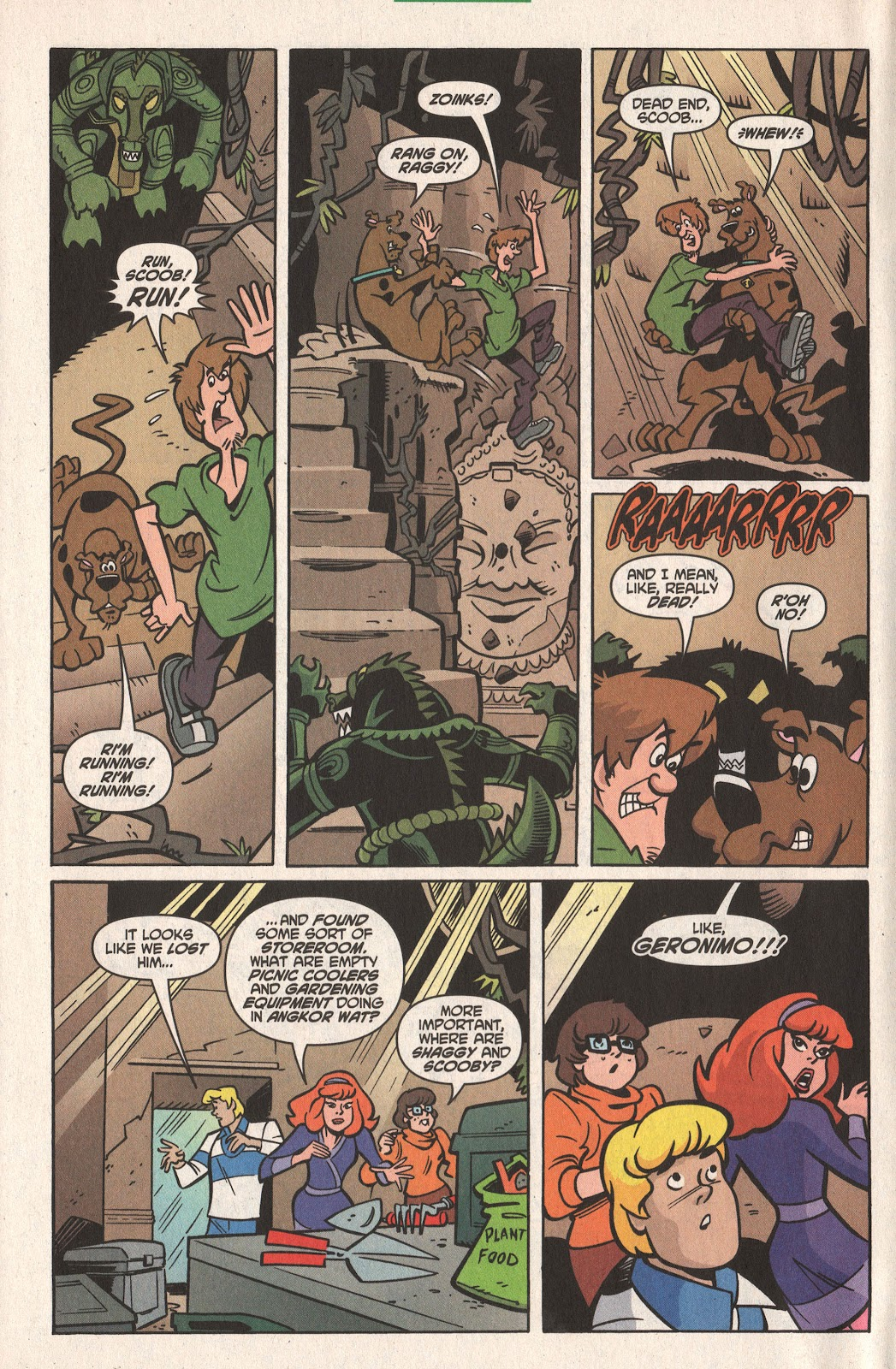 Read online Scooby-Doo (1997) comic -  Issue #85 - 10