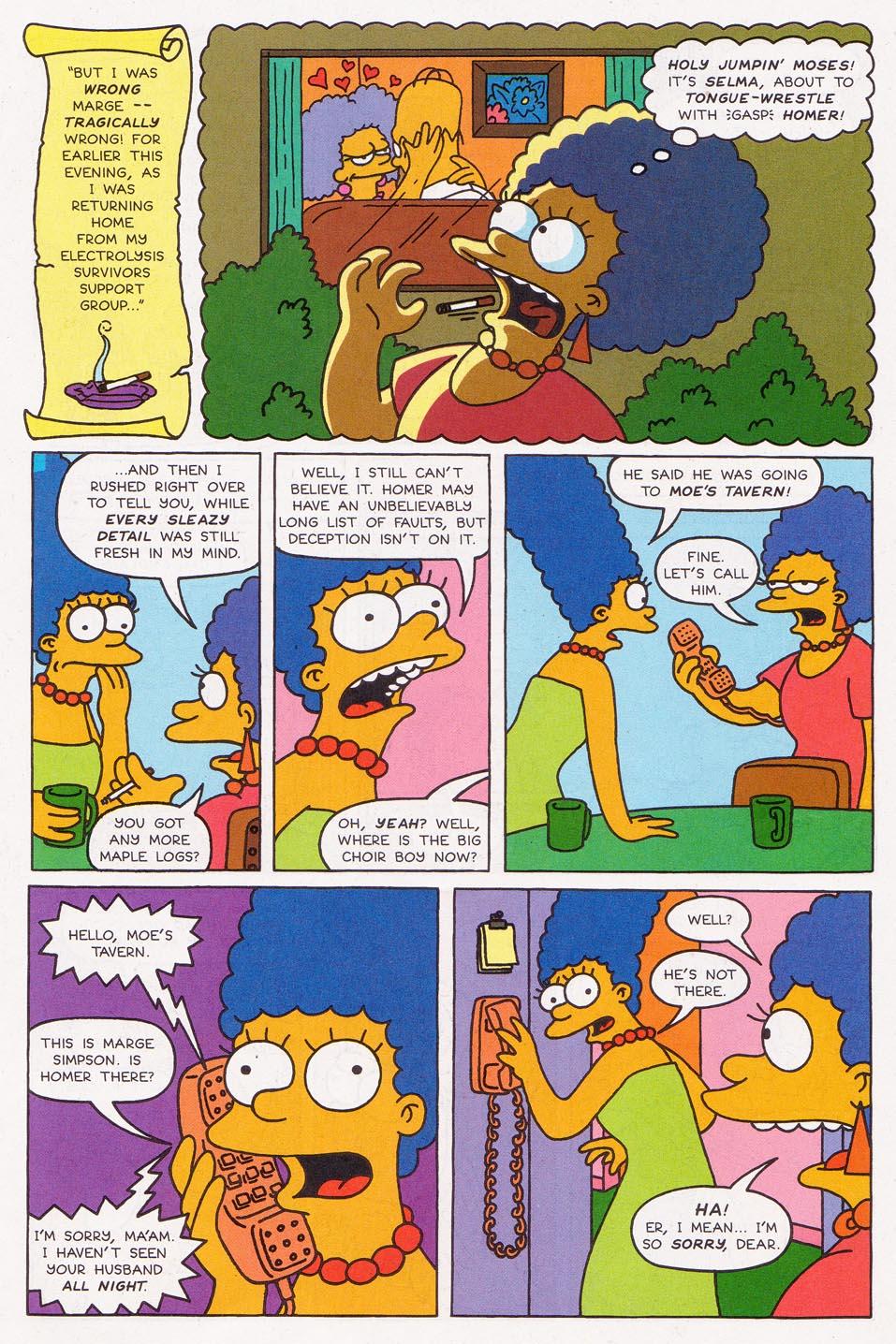 Read online Simpsons Comics comic -  Issue #2 - 27