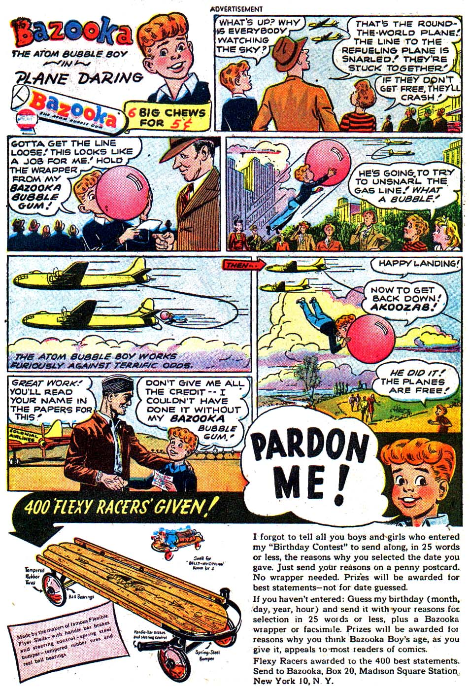 Star Spangled Comics (1941) issue 95 - Page 39