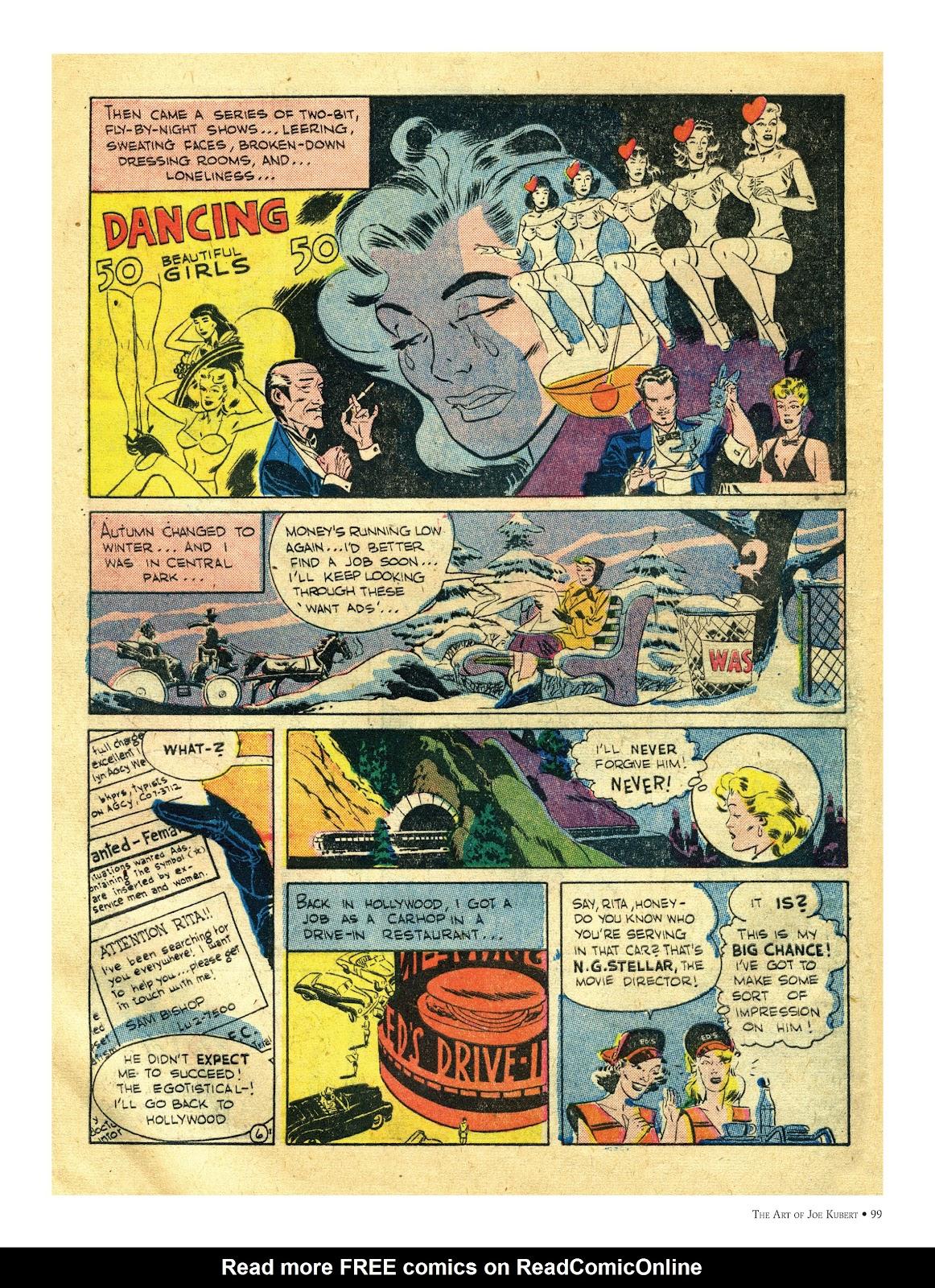 Read online The Art of Joe Kubert comic -  Issue # TPB (Part 1) - 98
