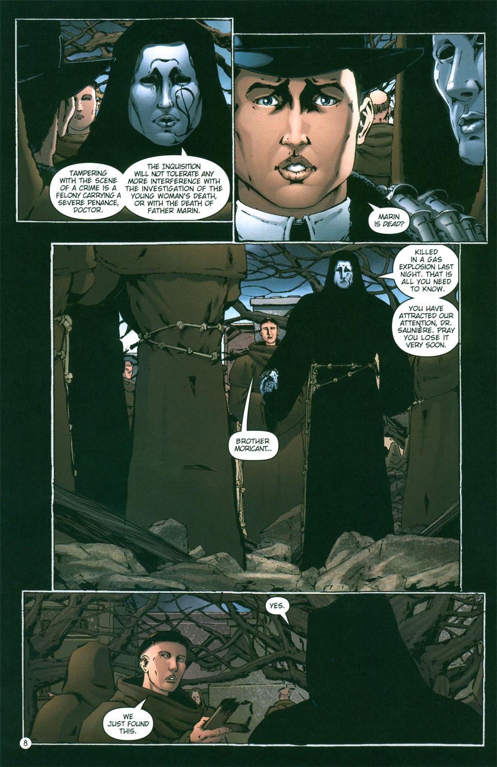Read online Rex Mundi comic -  Issue #2 - 9