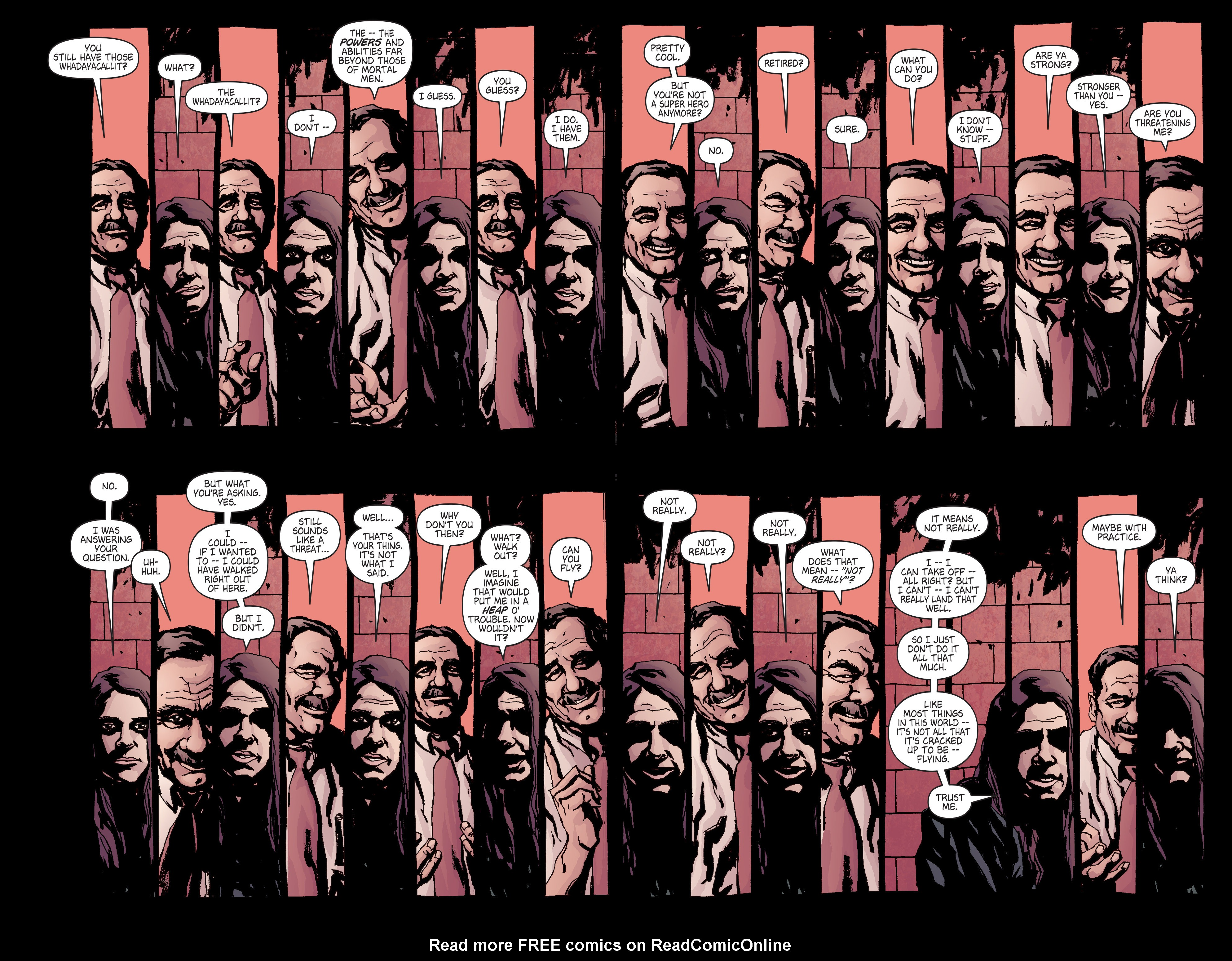 Read online Alias comic -  Issue #3 - 5