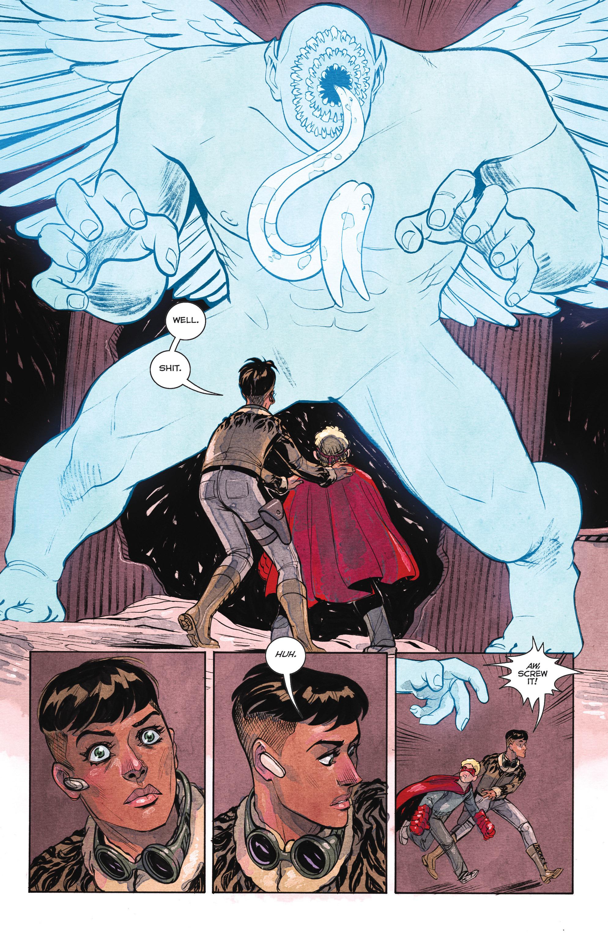 Read online Shutter comic -  Issue #27 - 7