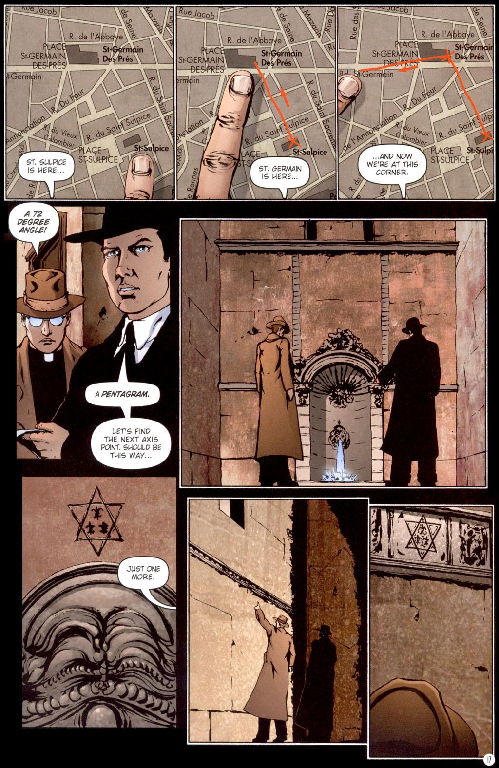 Read online Rex Mundi comic -  Issue #13 - 19
