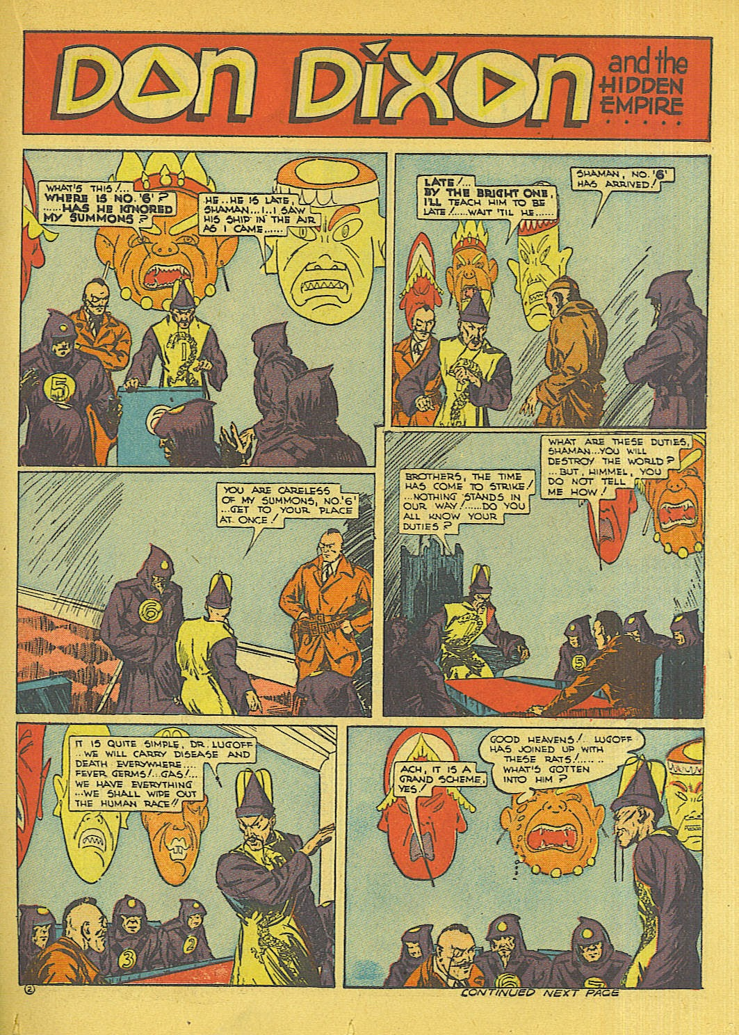 Reglar Fellers Heroic Comics issue 5 - Page 28