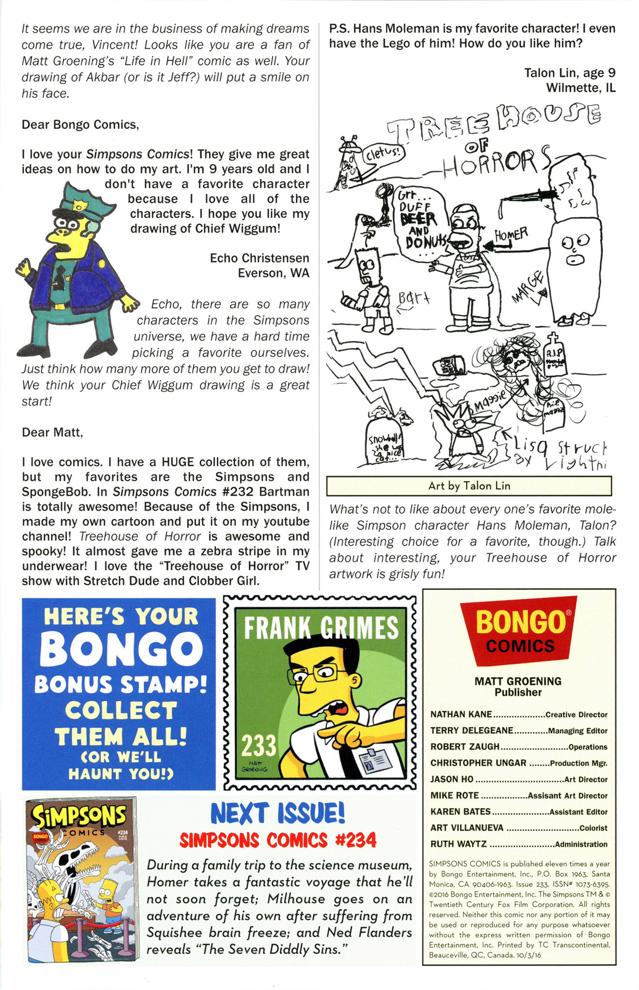 Read online Simpsons Comics comic -  Issue #233 - 29
