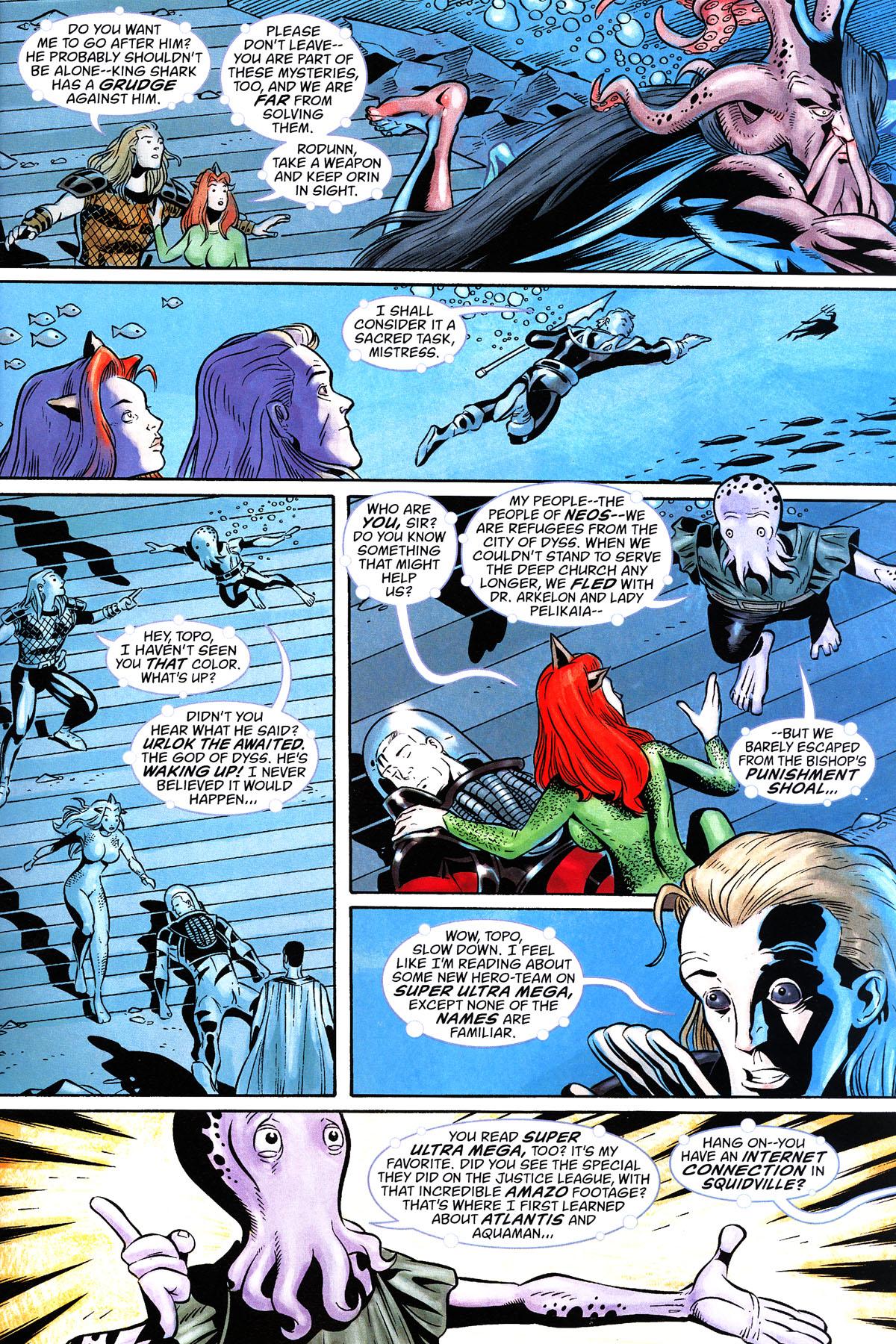 Read online Aquaman: Sword of Atlantis comic -  Issue #50 - 27