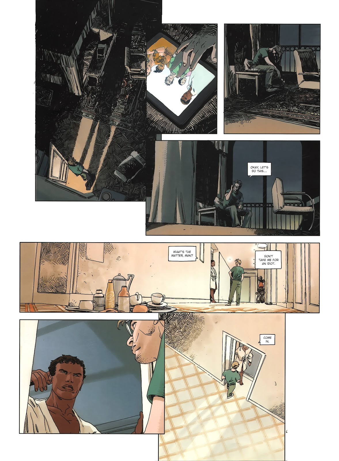 Read online Cutting Edge (2013) comic -  Issue #2 - 8