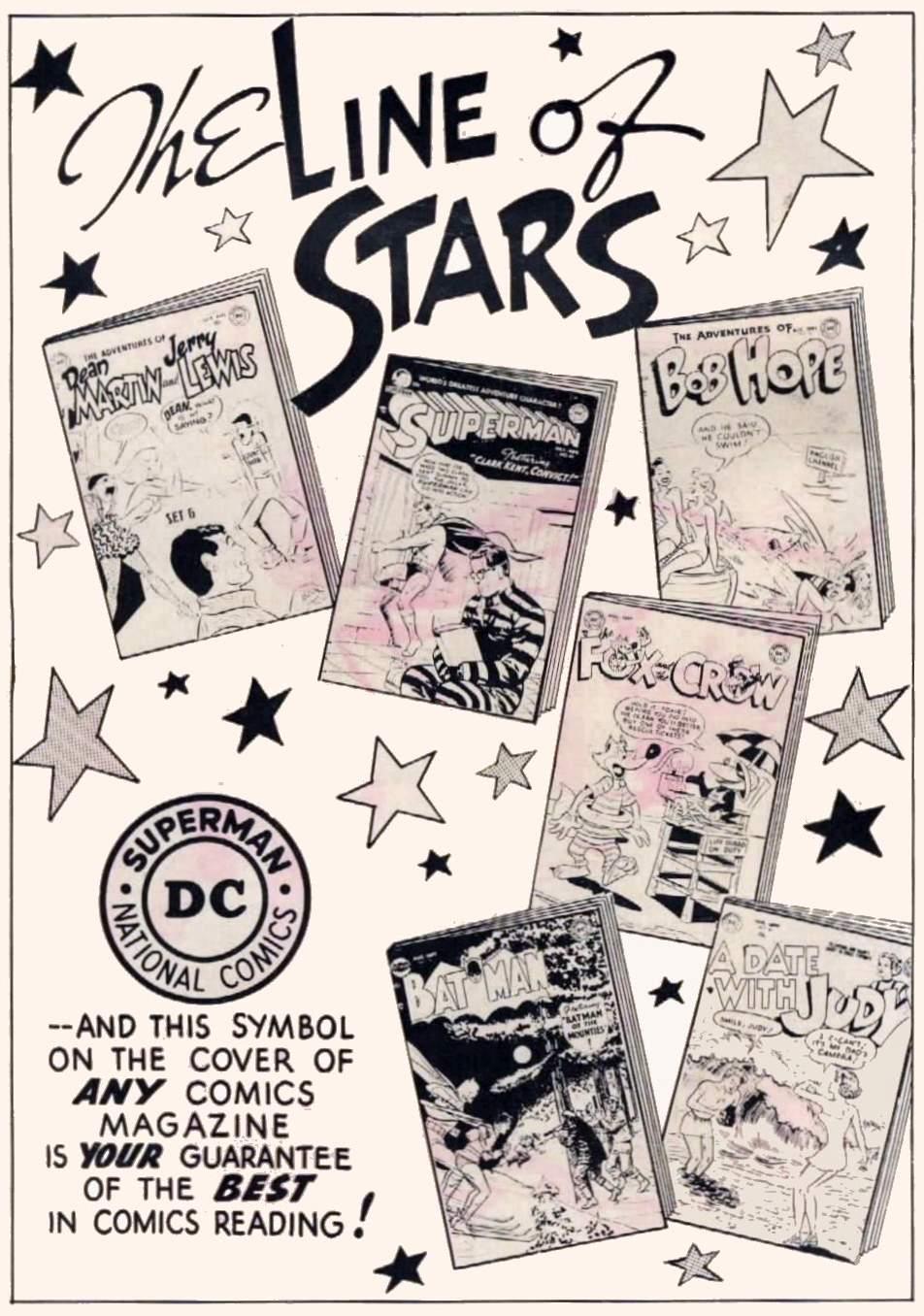 Read online Adventure Comics (1938) comic -  Issue #191 - 2