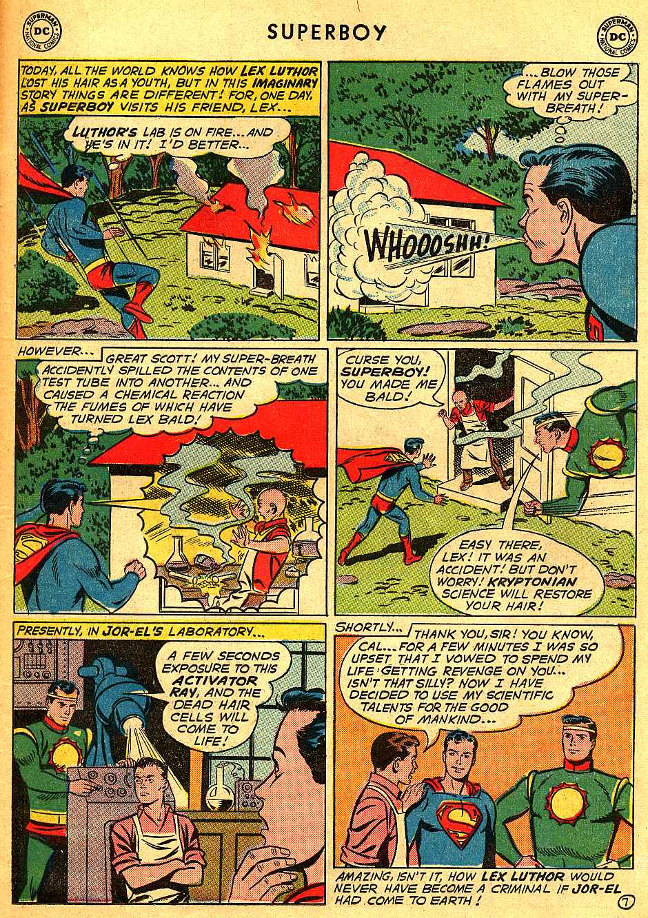 Superboy (1949) issue 95 - Page 17