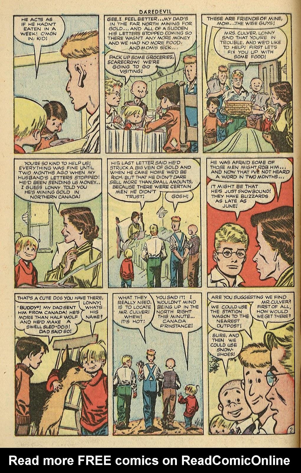 Daredevil (1941) issue 101 - Page 4