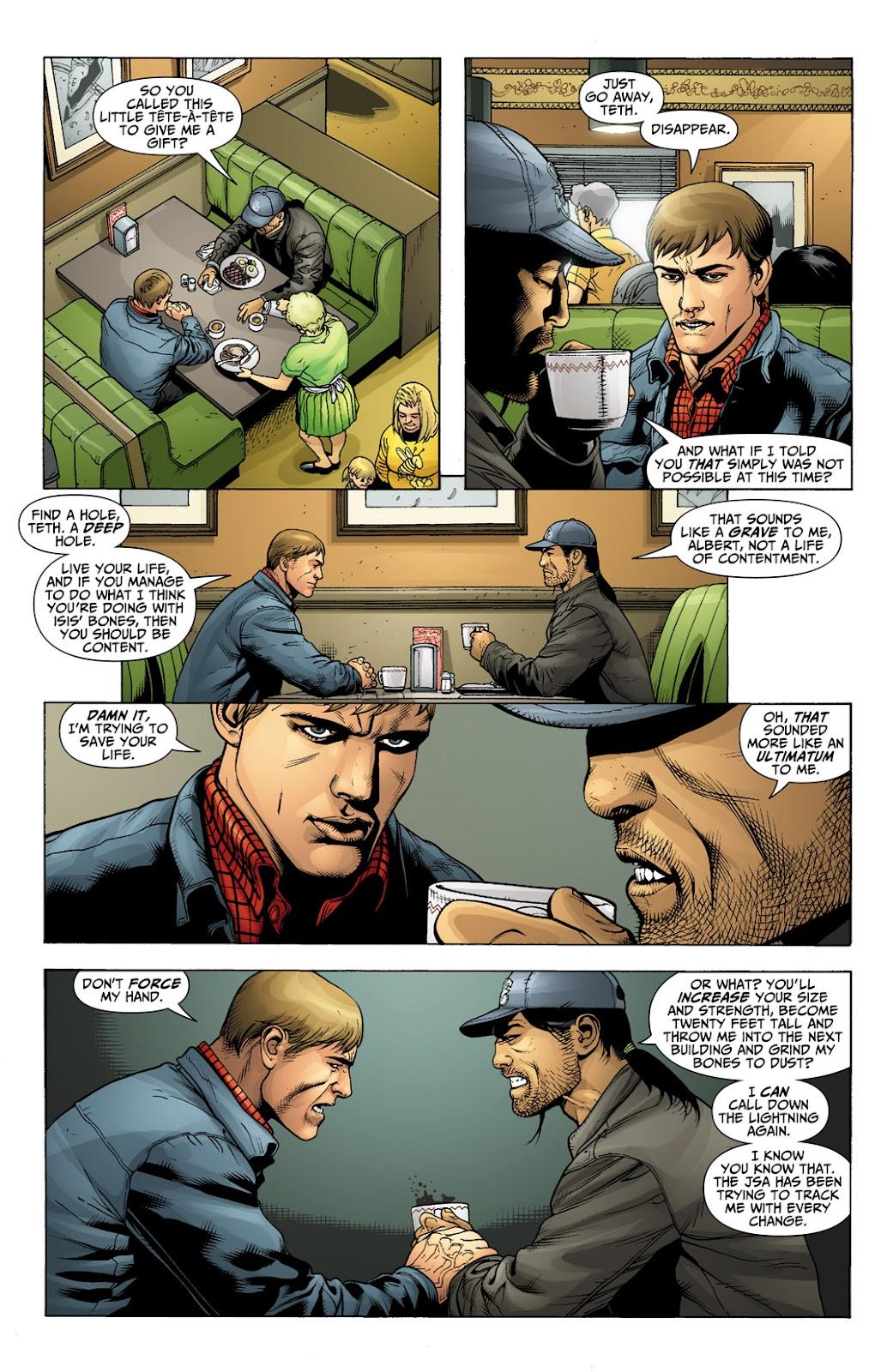 Black Adam: The Dark Age issue 5 - Page 14