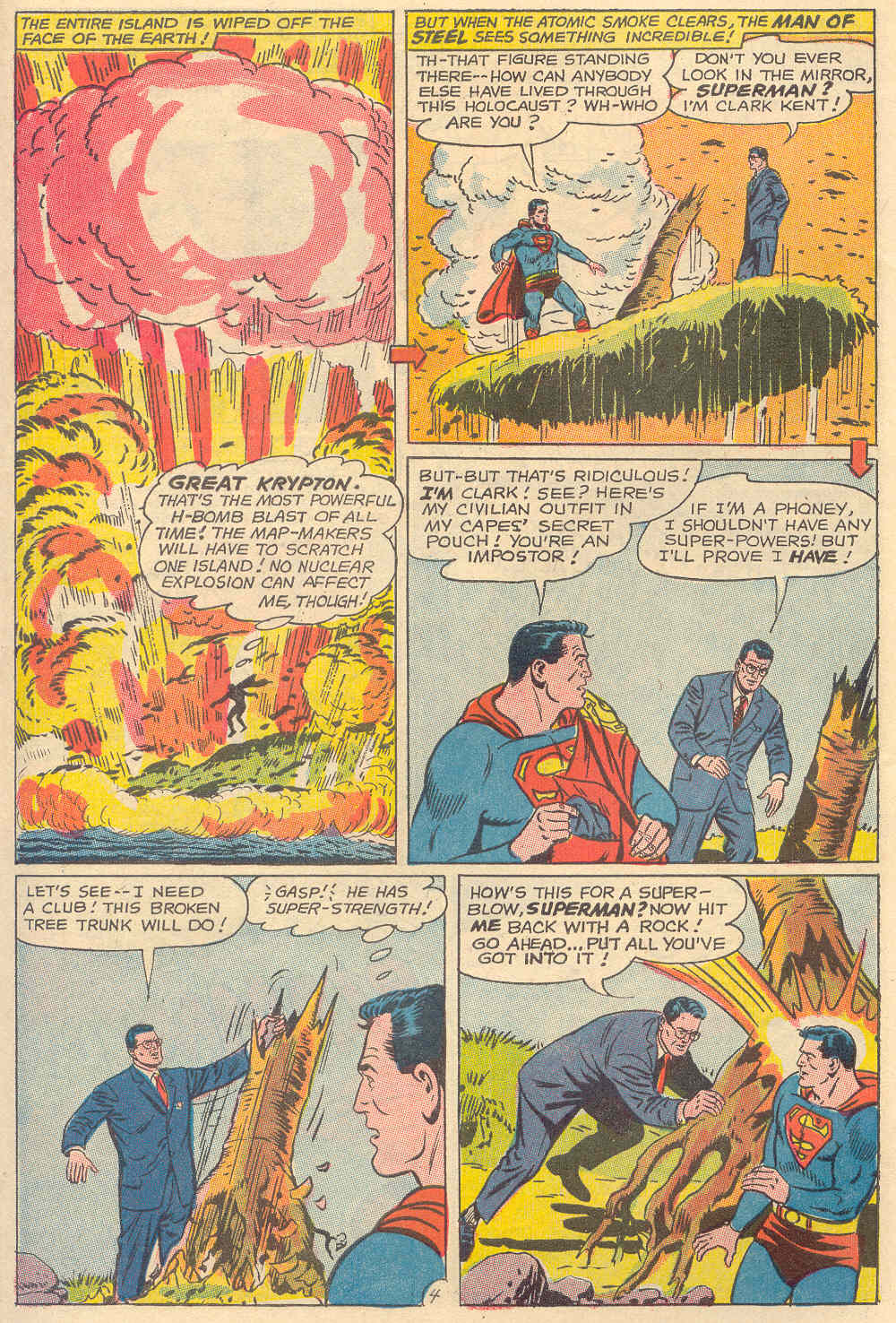 Read online Action Comics (1938) comic -  Issue #341 - 6