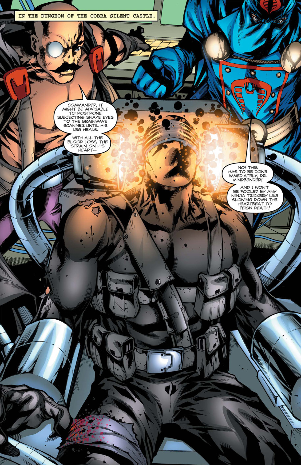 G.I. Joe: A Real American Hero 160 Page 4