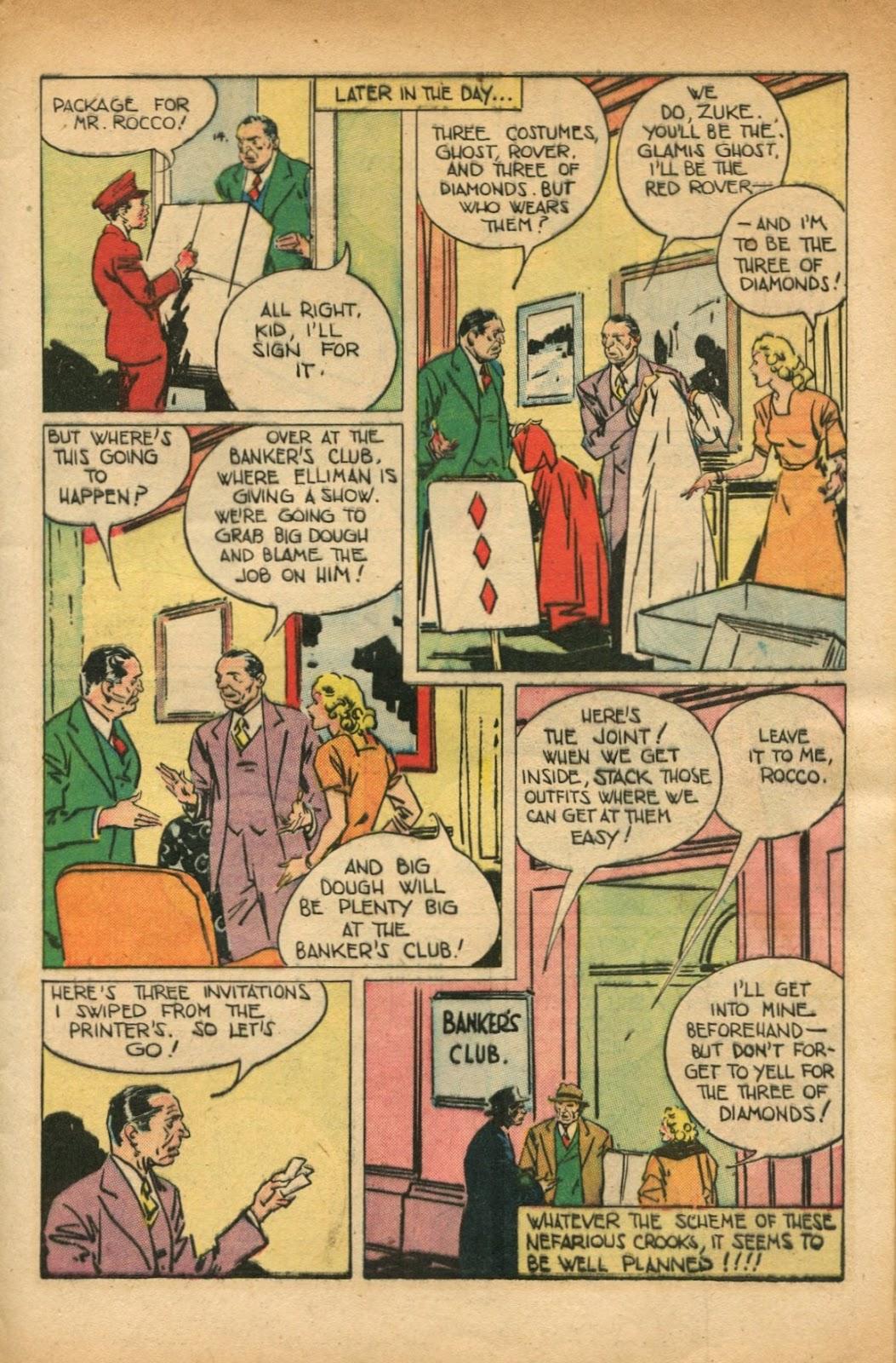 Read online Super-Magician Comics comic -  Issue #51 - 9