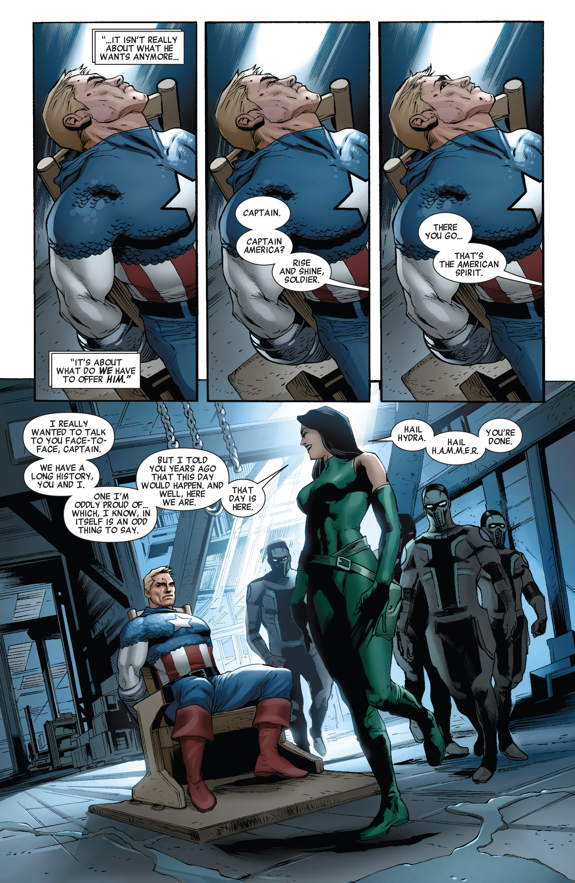 Read online Avengers (2010) comic -  Issue #22 - 5