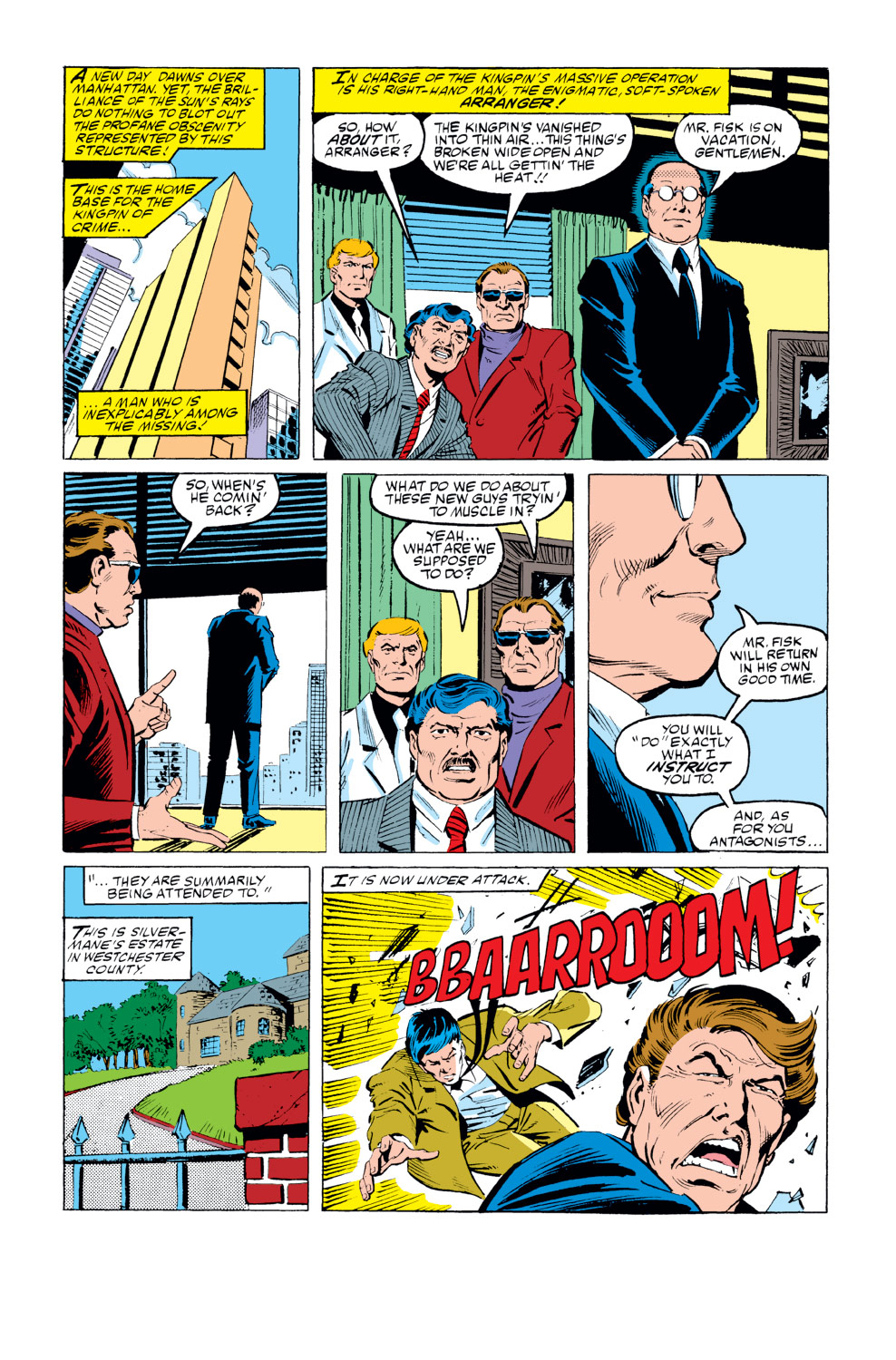 The Amazing Spider-Man (1963) 284 Page 9