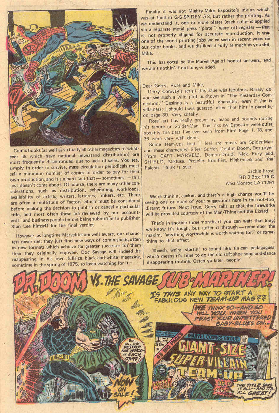 Giant-Size Spider-Man (1974) issue 4 - Page 31