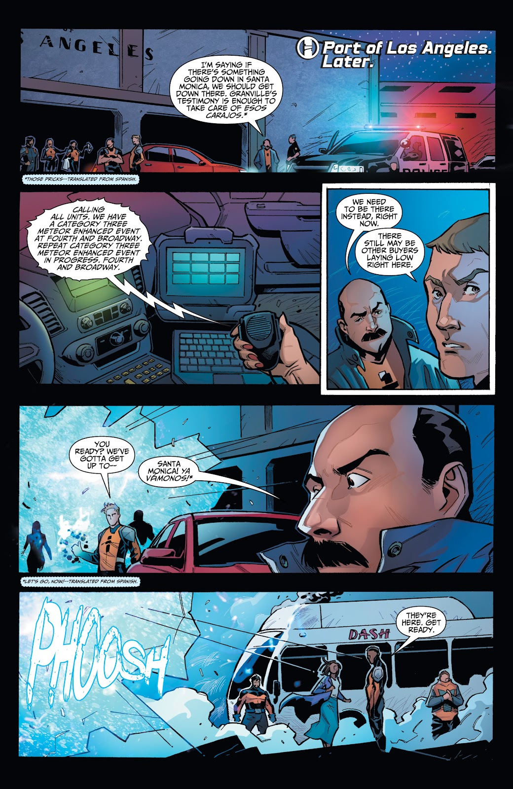 Read online Incidentals comic -  Issue #16 - 7