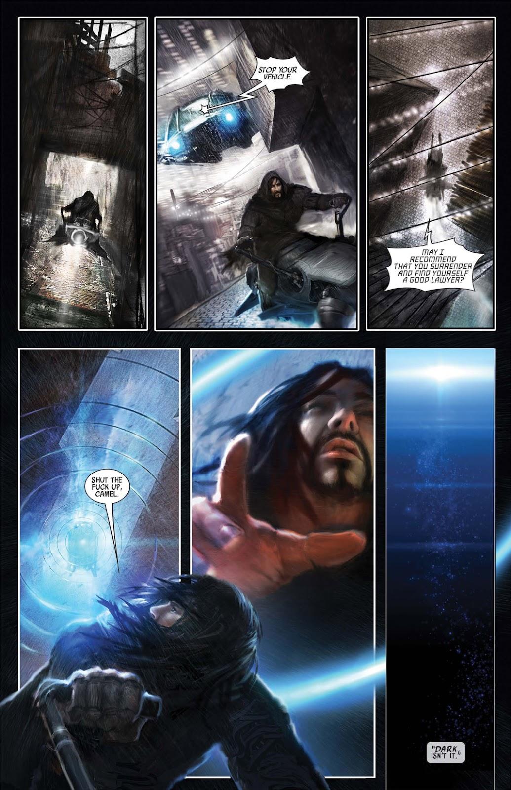Read online After Dark comic -  Issue #1 - 13