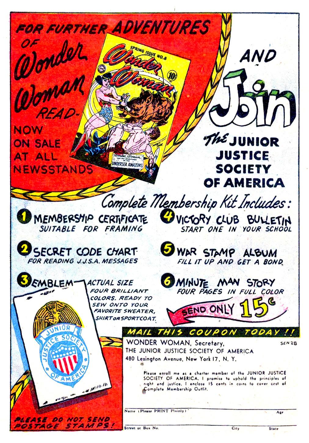 Read online Sensation (Mystery) Comics comic -  Issue #29 - 48