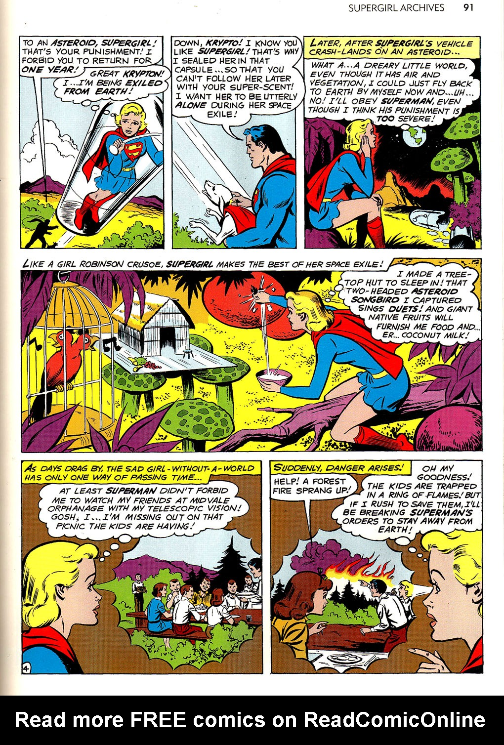 Read online Action Comics (1938) comic -  Issue #258 - 41