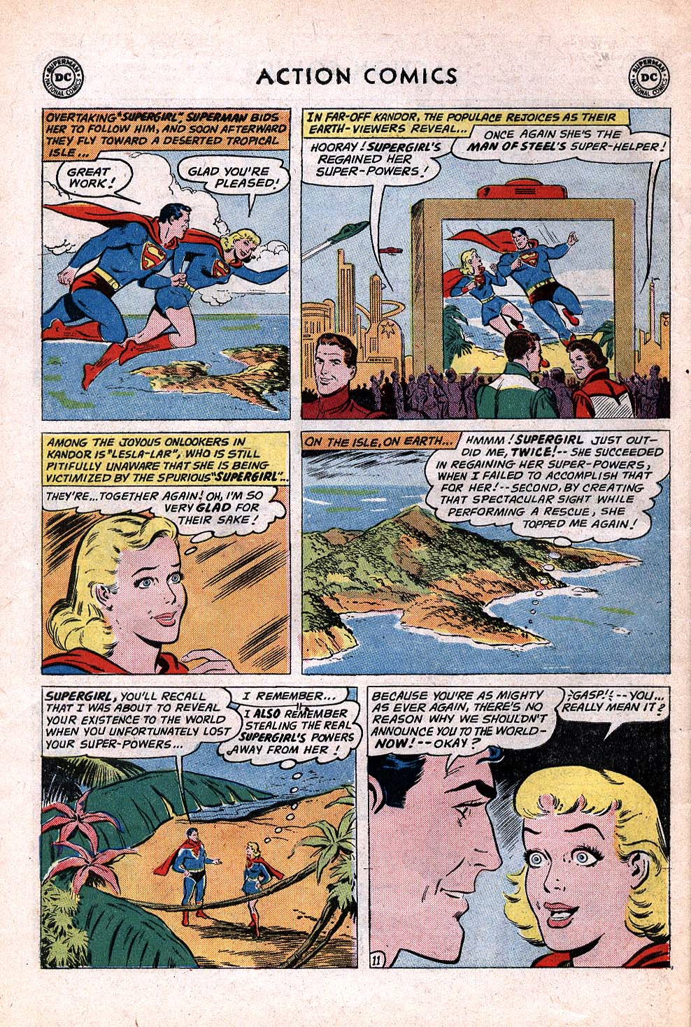 Action Comics (1938) 280 Page 29