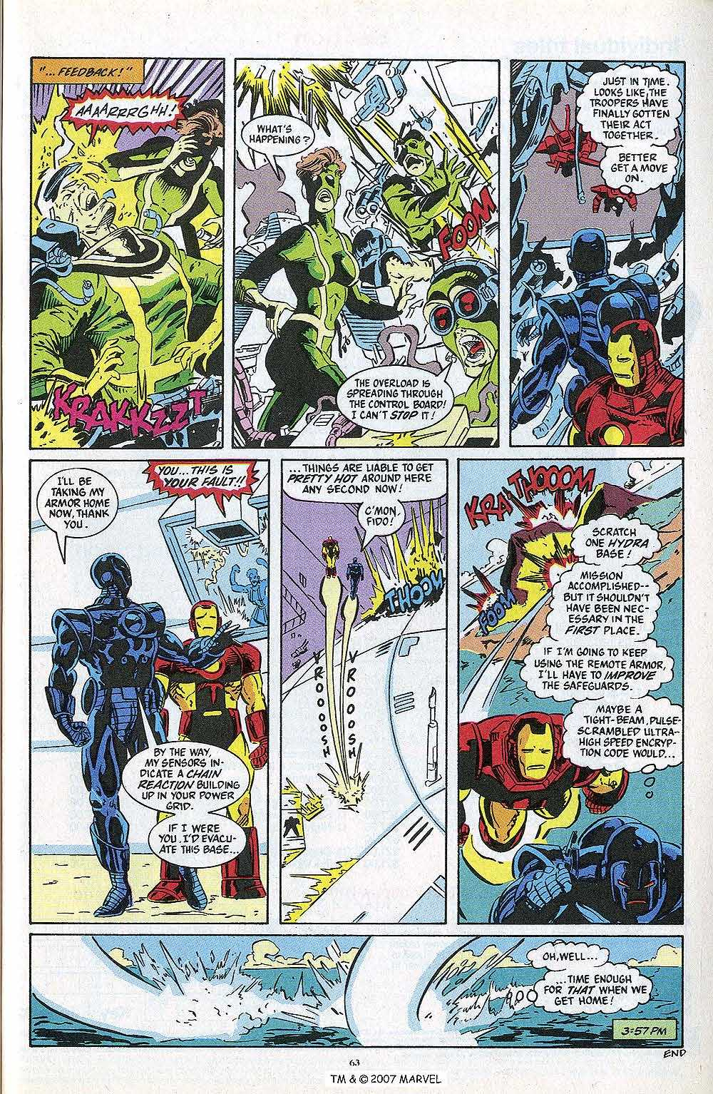Iron Man Annual issue 13 - Page 65