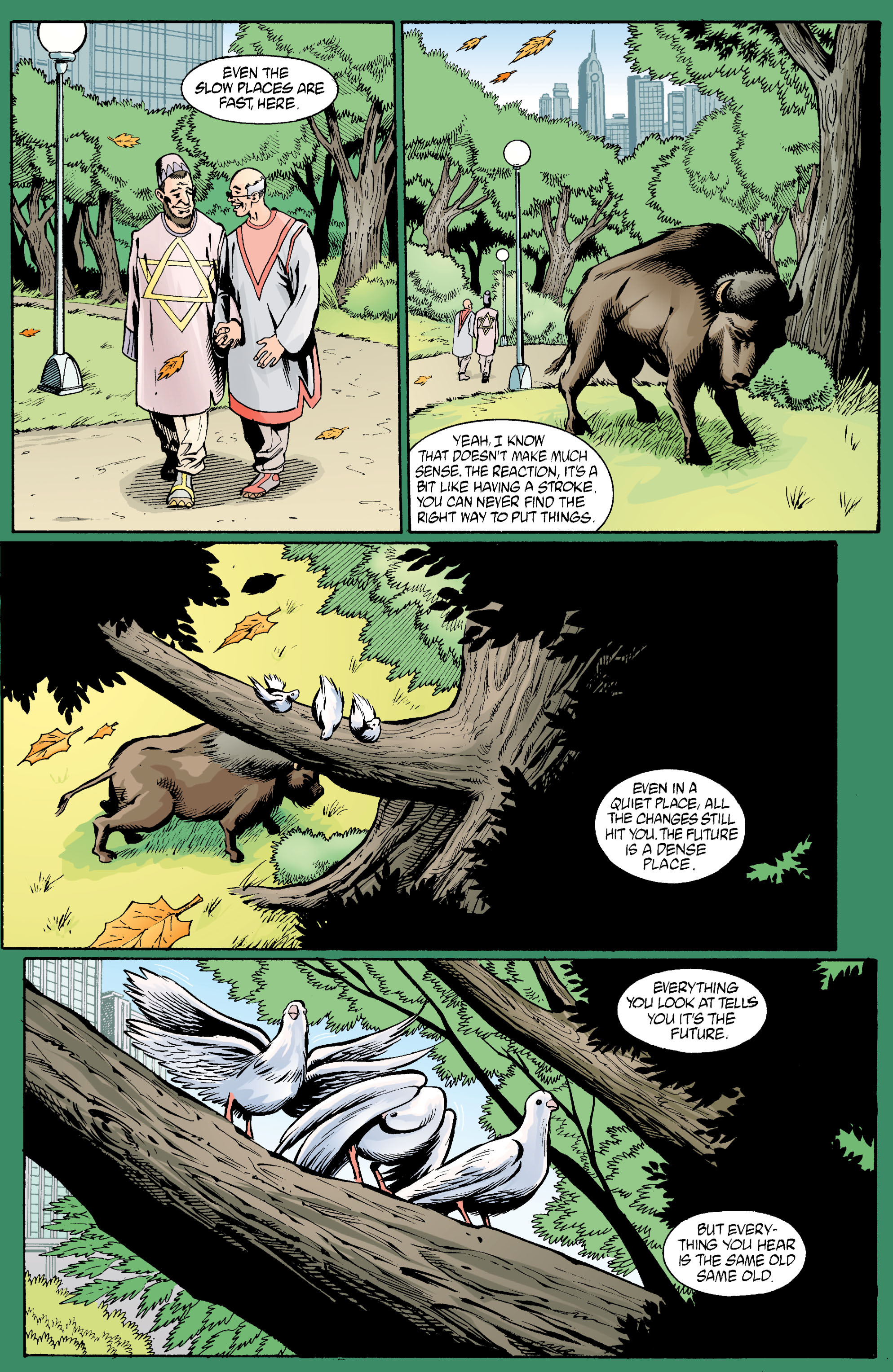 Read online Transmetropolitan comic -  Issue #22 - 14