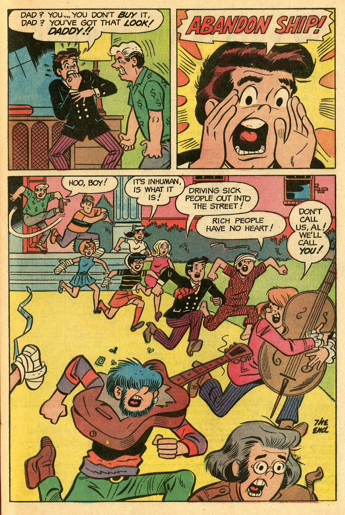 Read online She's Josie comic -  Issue #31 - 33