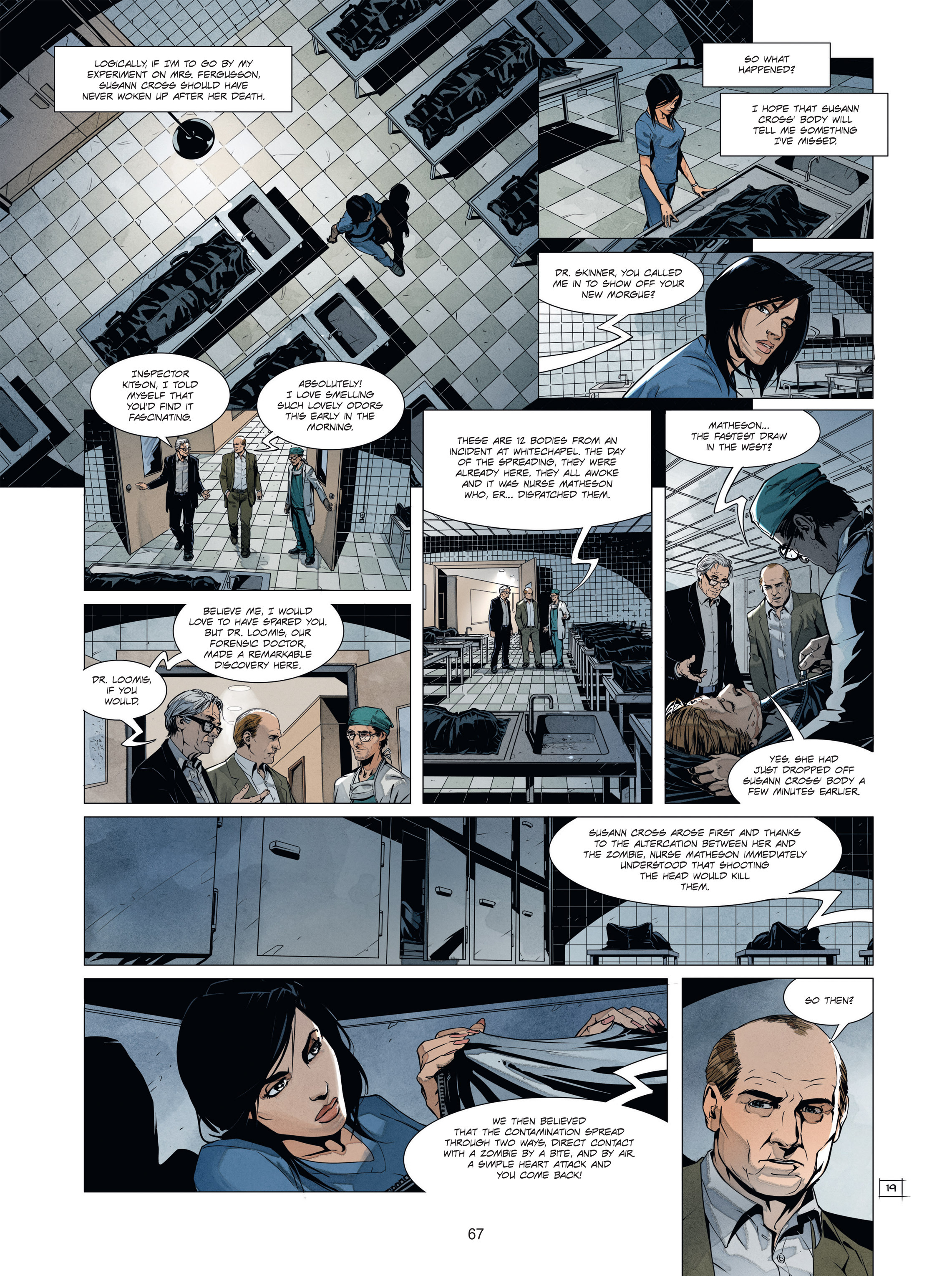 Read online Alice Matheson comic -  Issue #1 - 66