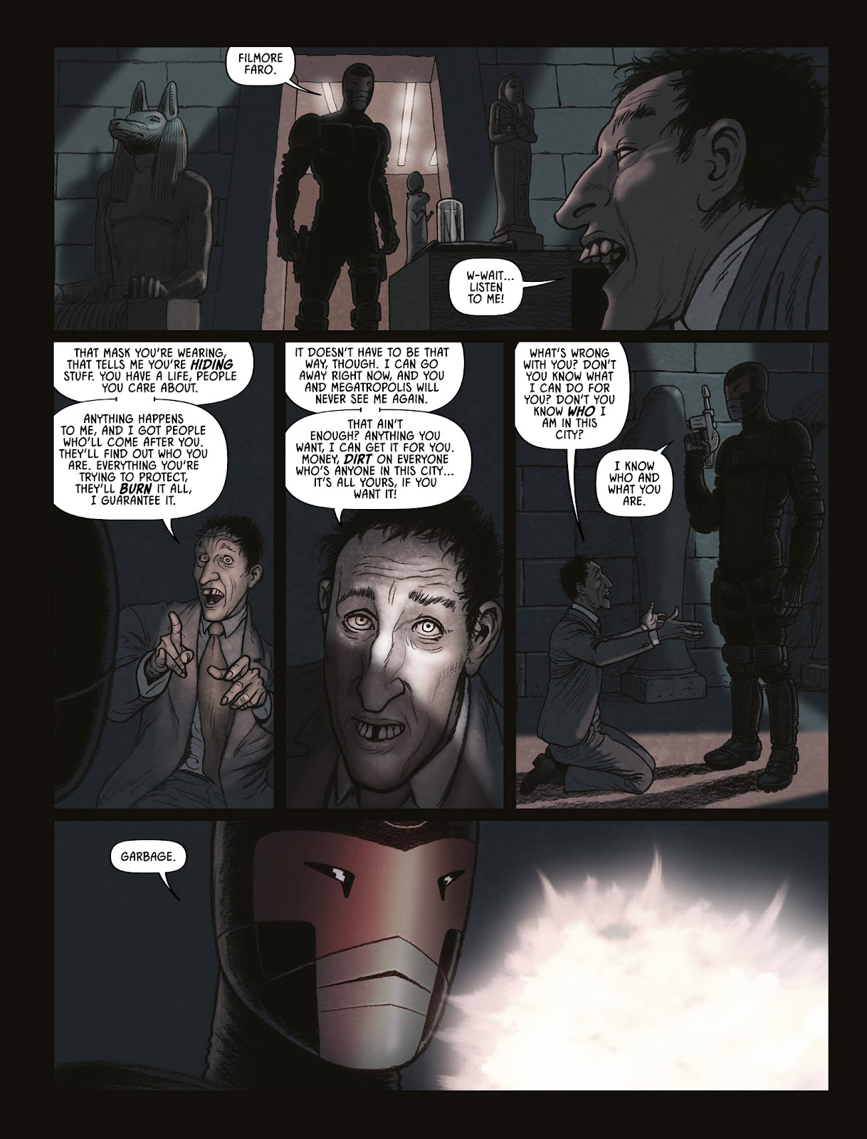 Judge Dredd Megazine (Vol. 5) issue 427 - Page 22
