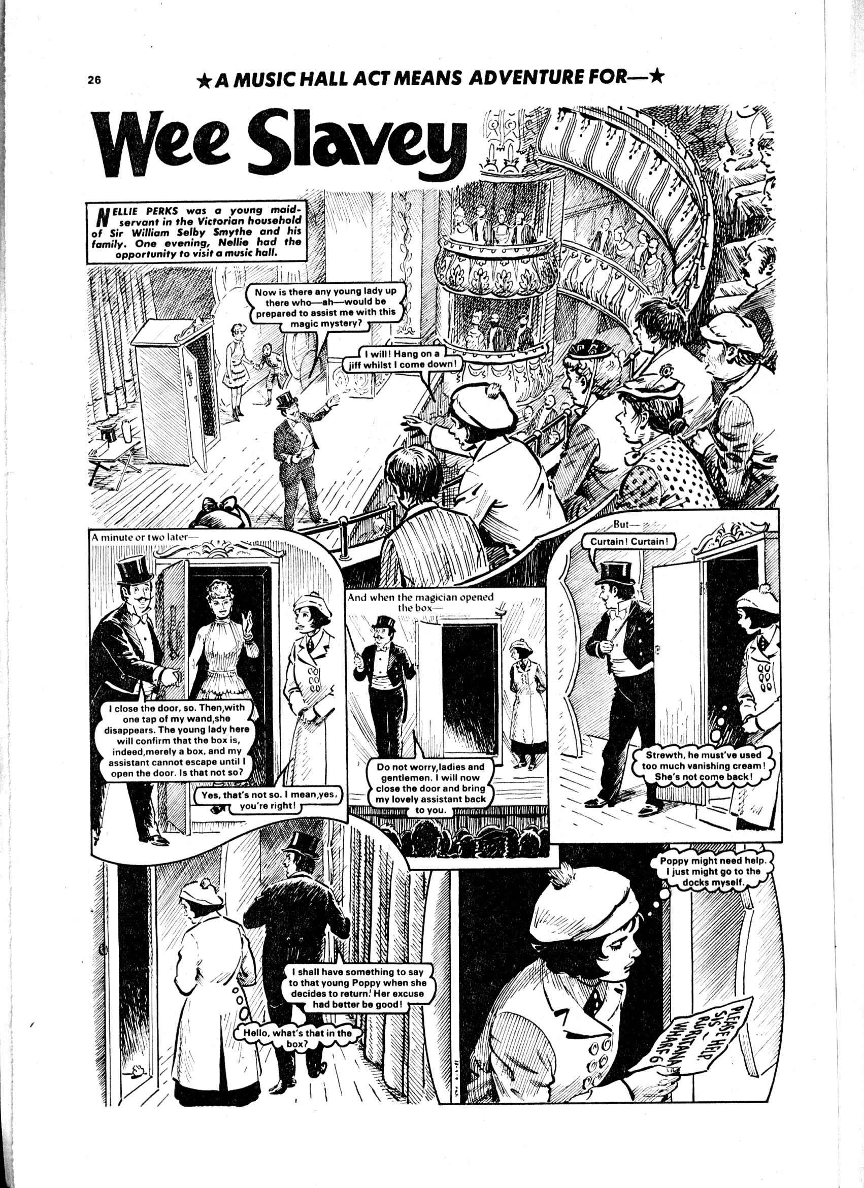 Read online Judy comic -  Issue #1108 - 26