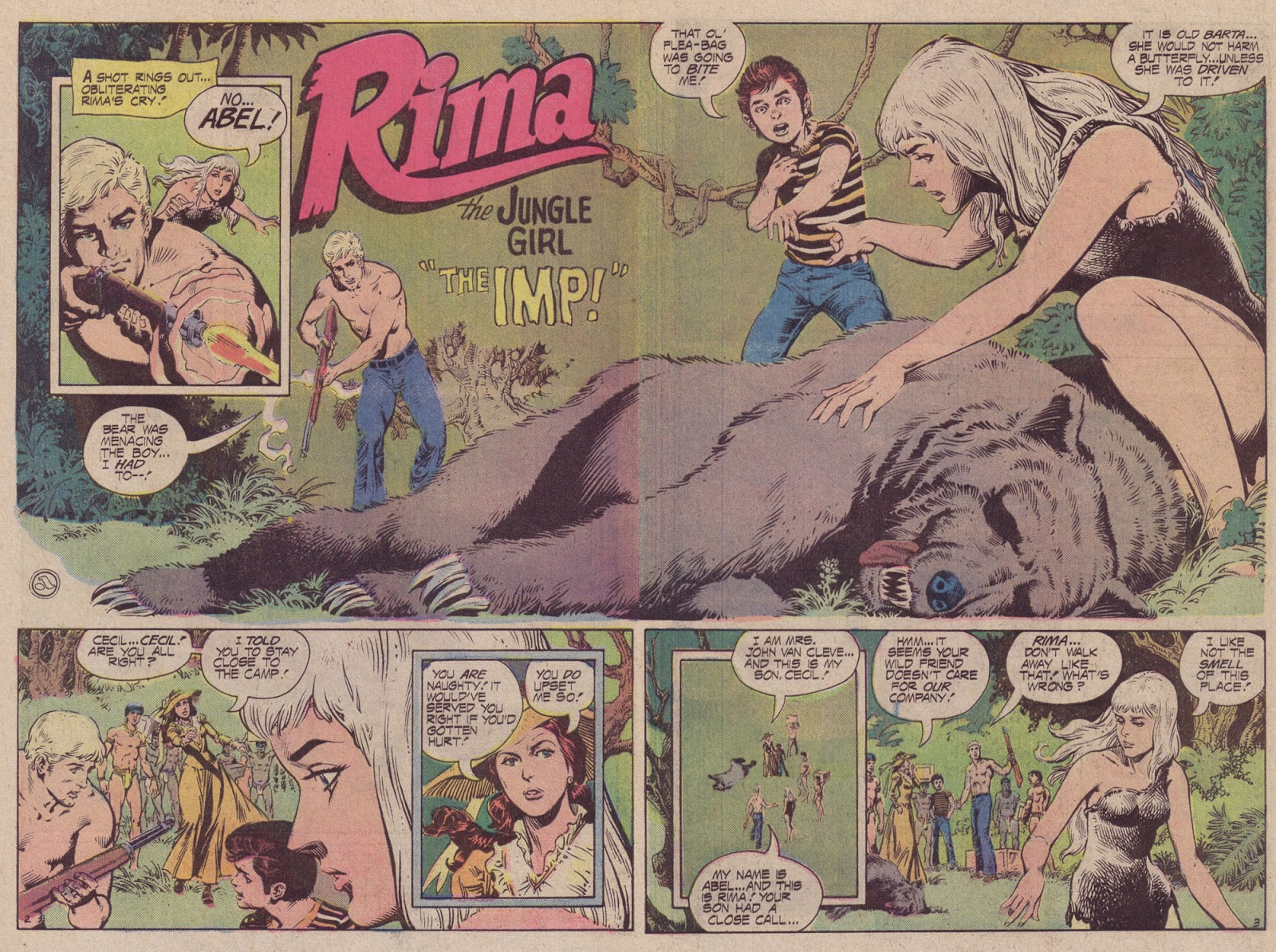 Rima, The Jungle Girl issue 7 - Page 4