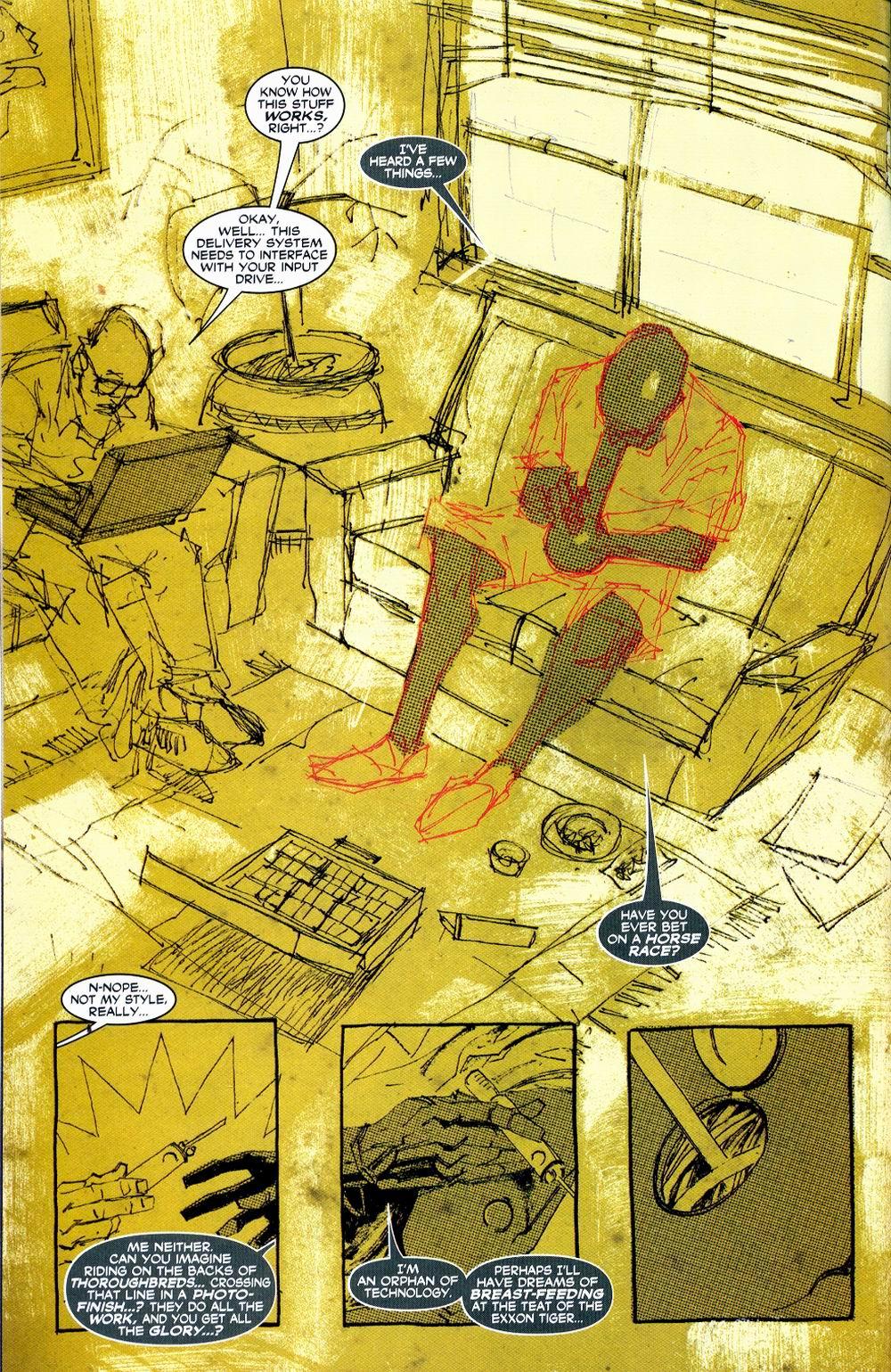 Read online Automatic Kafka comic -  Issue #1 - 6