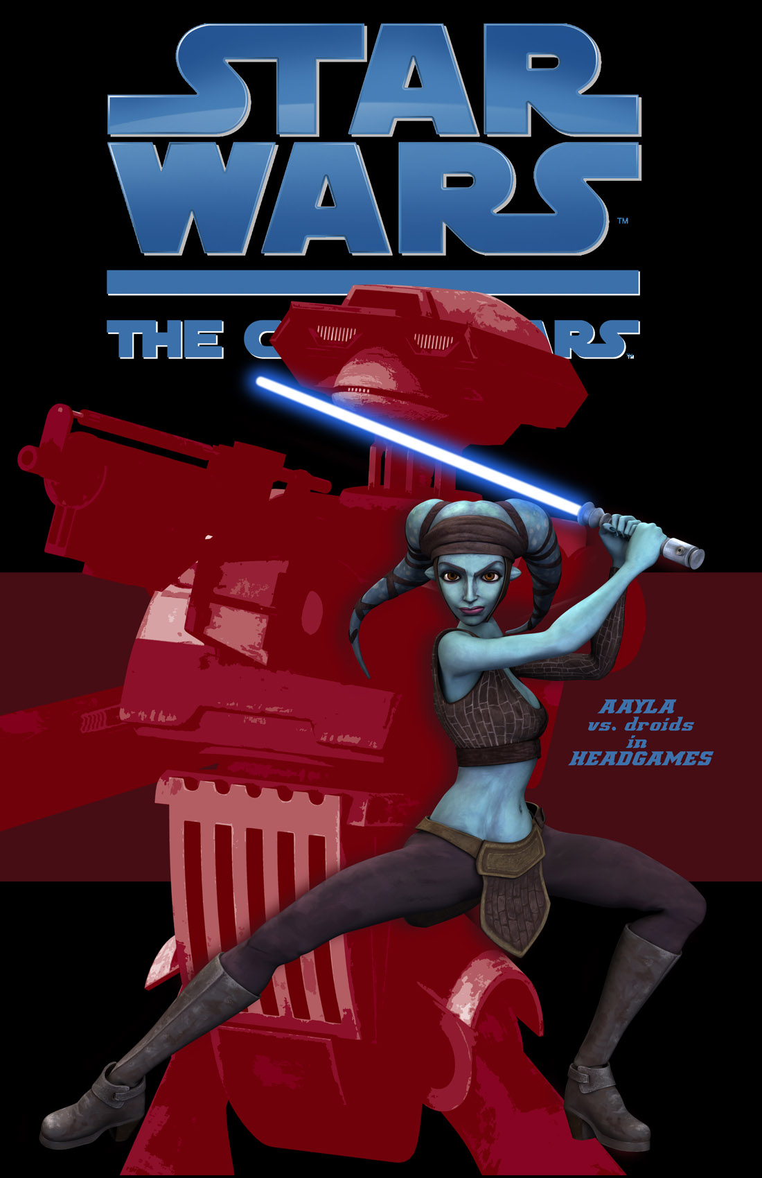 Read online Star Wars: Tales From The Clone Wars comic -  Issue # TPB - 88