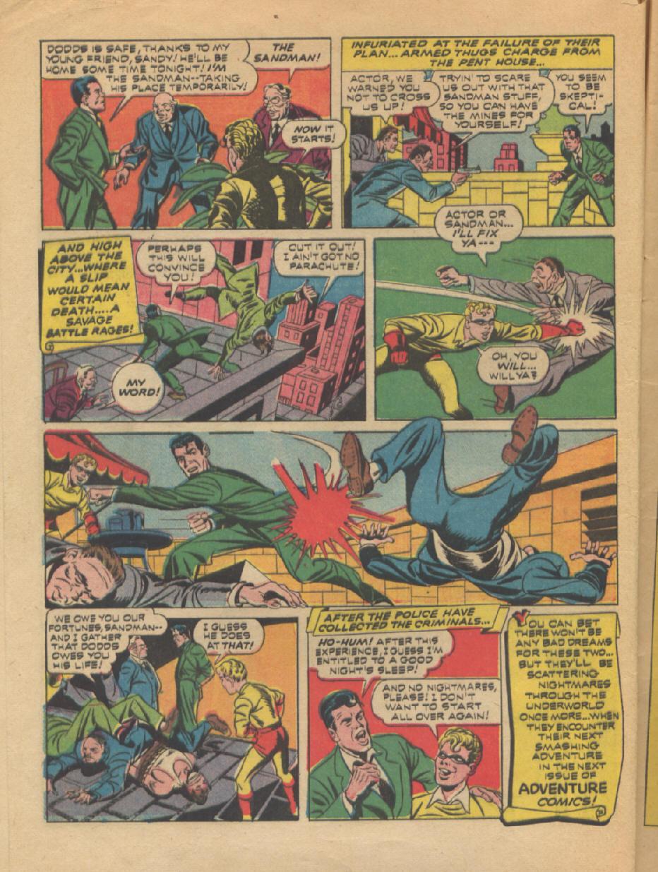 Read online Adventure Comics (1938) comic -  Issue #81 - 12