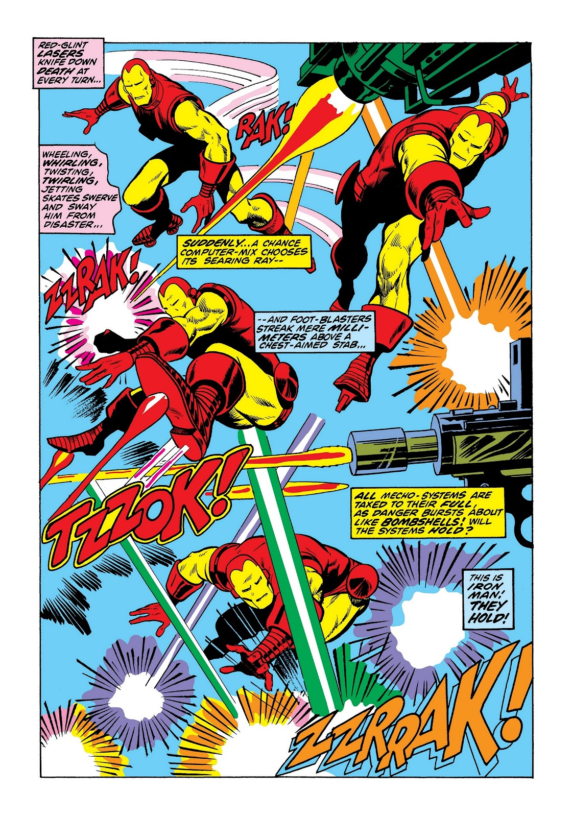 Read online Marvel Masterworks: The Invincible Iron Man comic -  Issue # TPB 8 (Part 3) - 75