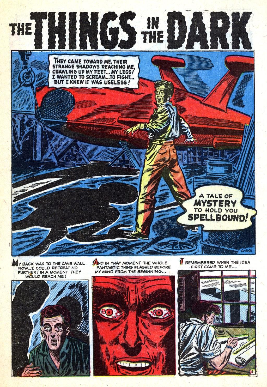 Spellbound (1952) issue 6 - Page 21