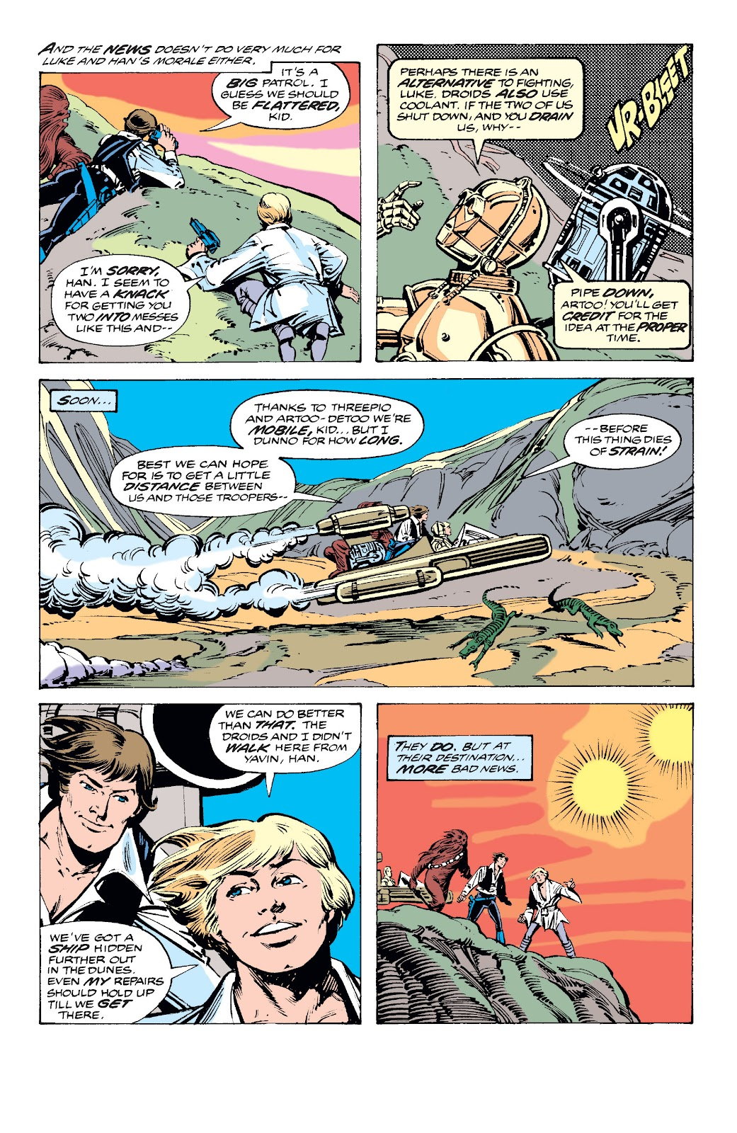 Read online Star Wars Legends: The Original Marvel Years - Epic Collection comic -  Issue # TPB 2 (Part 2) - 52