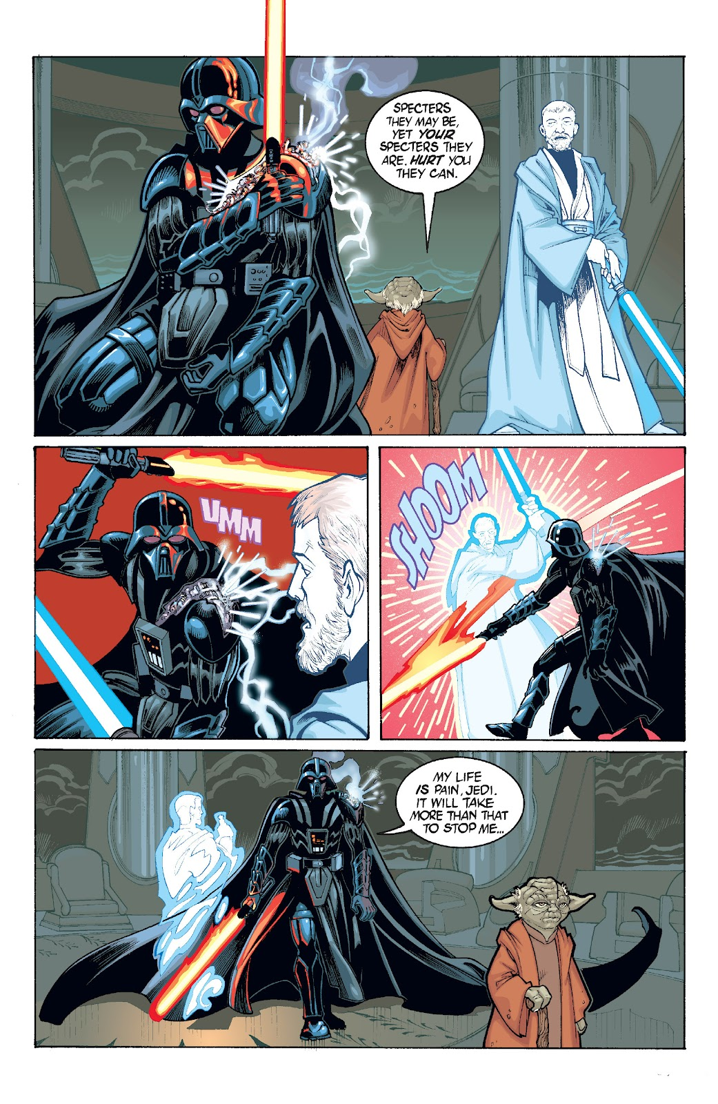 Read online Star Wars Legends: Infinities - Epic Collection comic -  Issue # TPB (Part 2) - 81