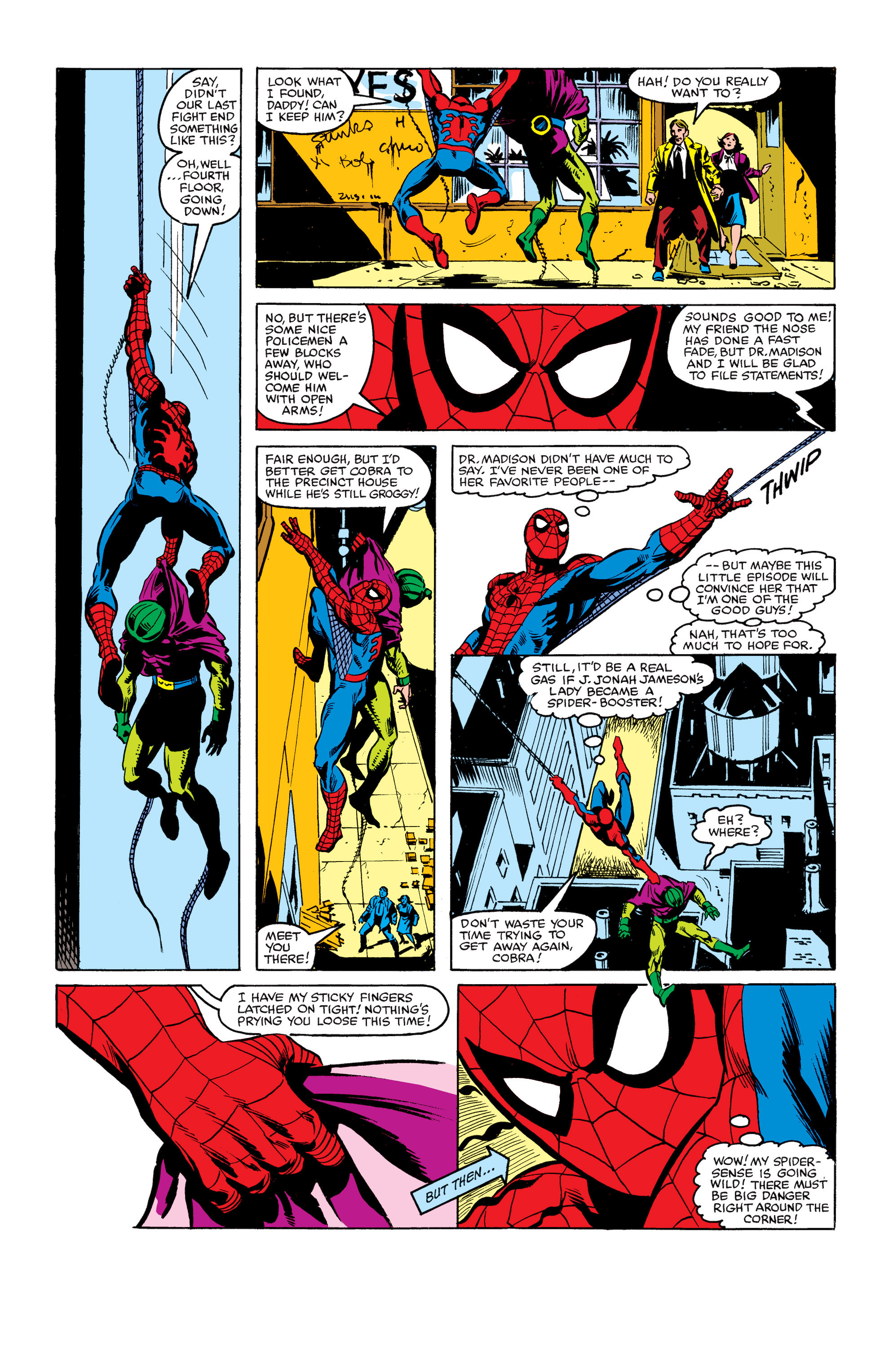 The Amazing Spider-Man (1963) 231 Page 20