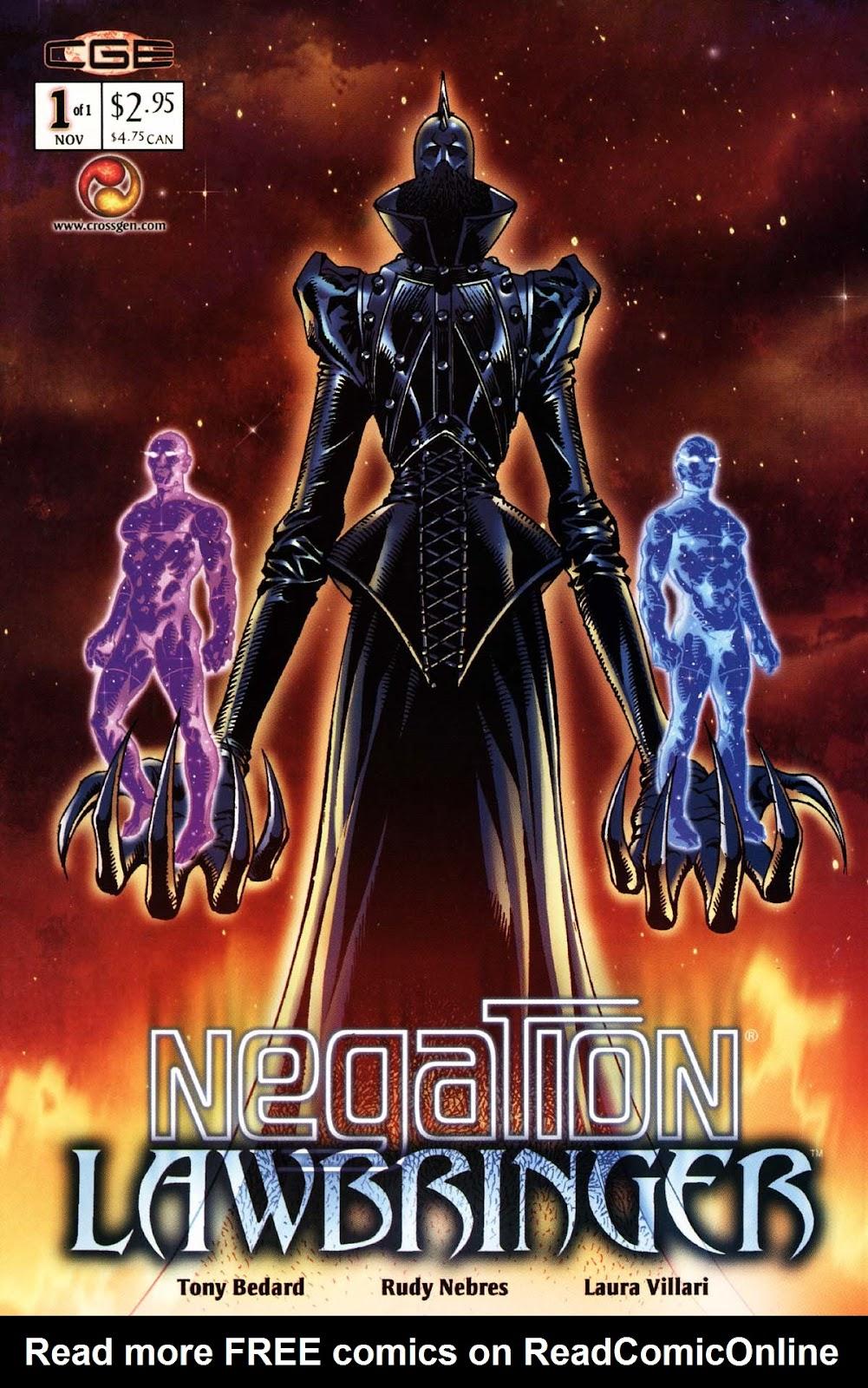 Read online Negation Lawbringer comic -  Issue # Full - 1