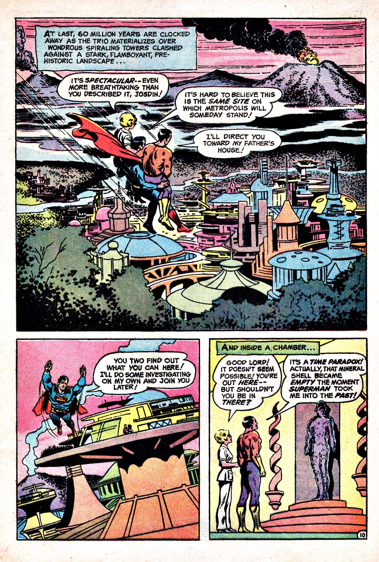 Read online Action Comics (1938) comic -  Issue #412 - 14
