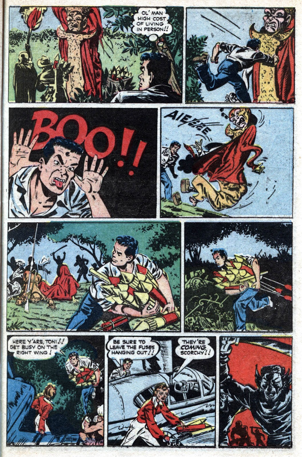 Read online Famous Funnies comic -  Issue #193 - 35