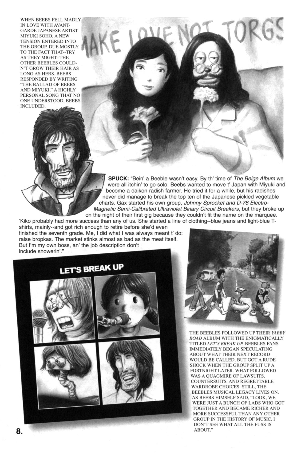 Read online Akiko comic -  Issue #51 - 10
