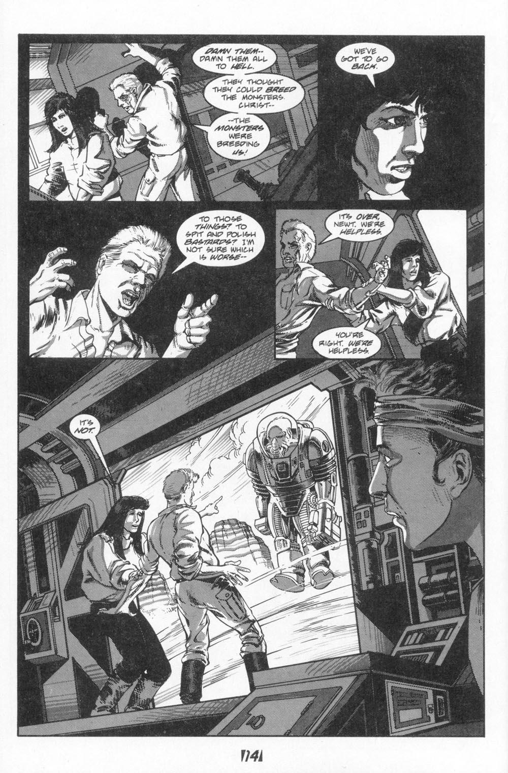 Read online Aliens (1988) comic -  Issue #6 - 16